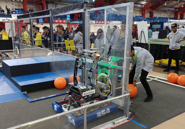 2019 Robot — G-House Pirates - FRC Team 354