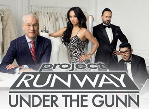Project Runway Under The GUNN - FIDM/Fashion Institute of Design & Merchandising hosted the Lifetime TV show Project Runway Under The GUNN. A Twitter campaign was utilized to connect with audience members during the show and increase brand awareness with the end goal of increasing student enrollment.