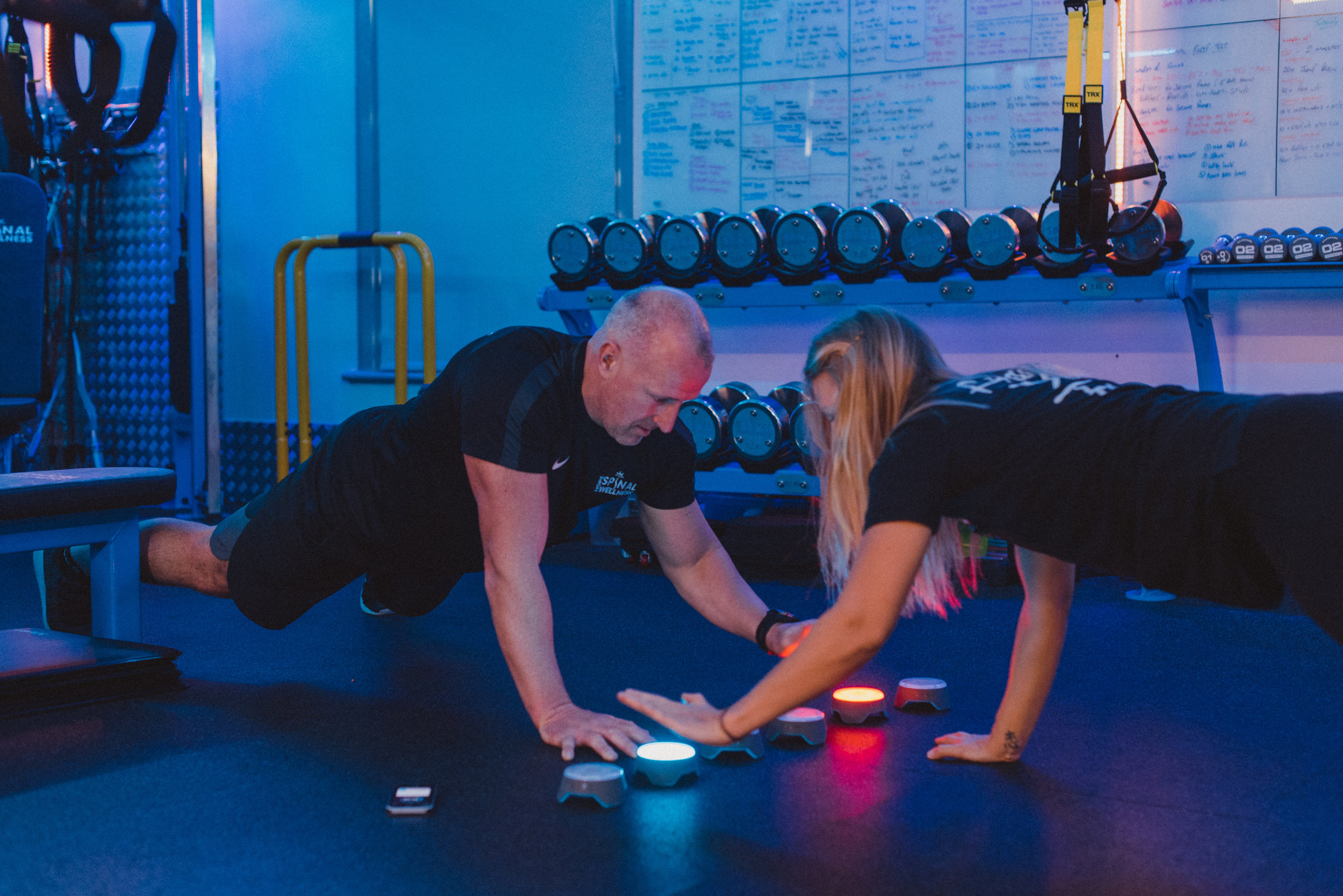 Functional Fitness - Life is motion! Our ethos is to get you active, fit and moving well again. To help you on the journey we have a state of the art boutique fitness facility.