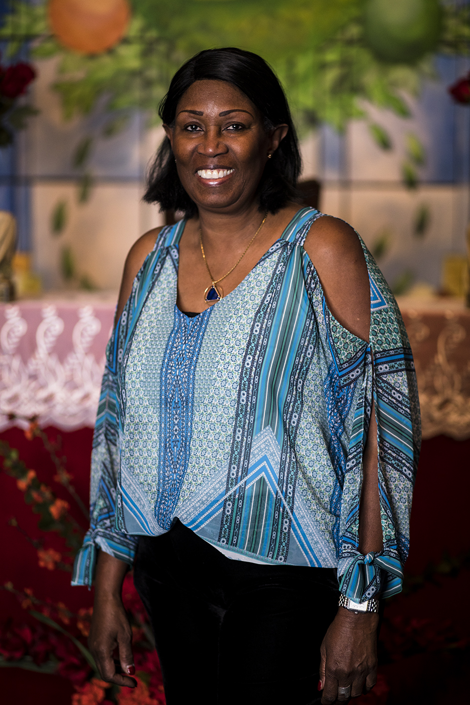 Gwendolyn Johnson   Seminarian Representative    Rev. Gwendolyn Johnson is a licensed professional Registered Nurse and ordained minister. She is a seminarian attending the Ascension Alliance Theological College.