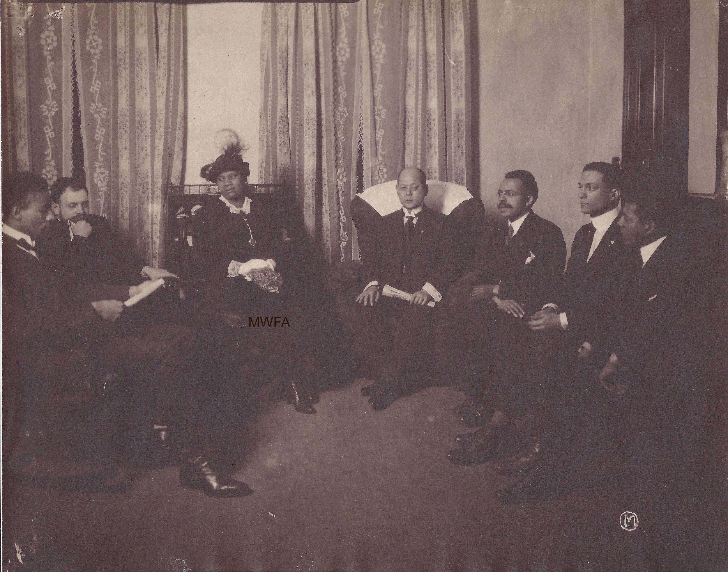 Madam C.J. Walker, image courtesy of Madam Walker Family Archives/A'Lelia Bundles