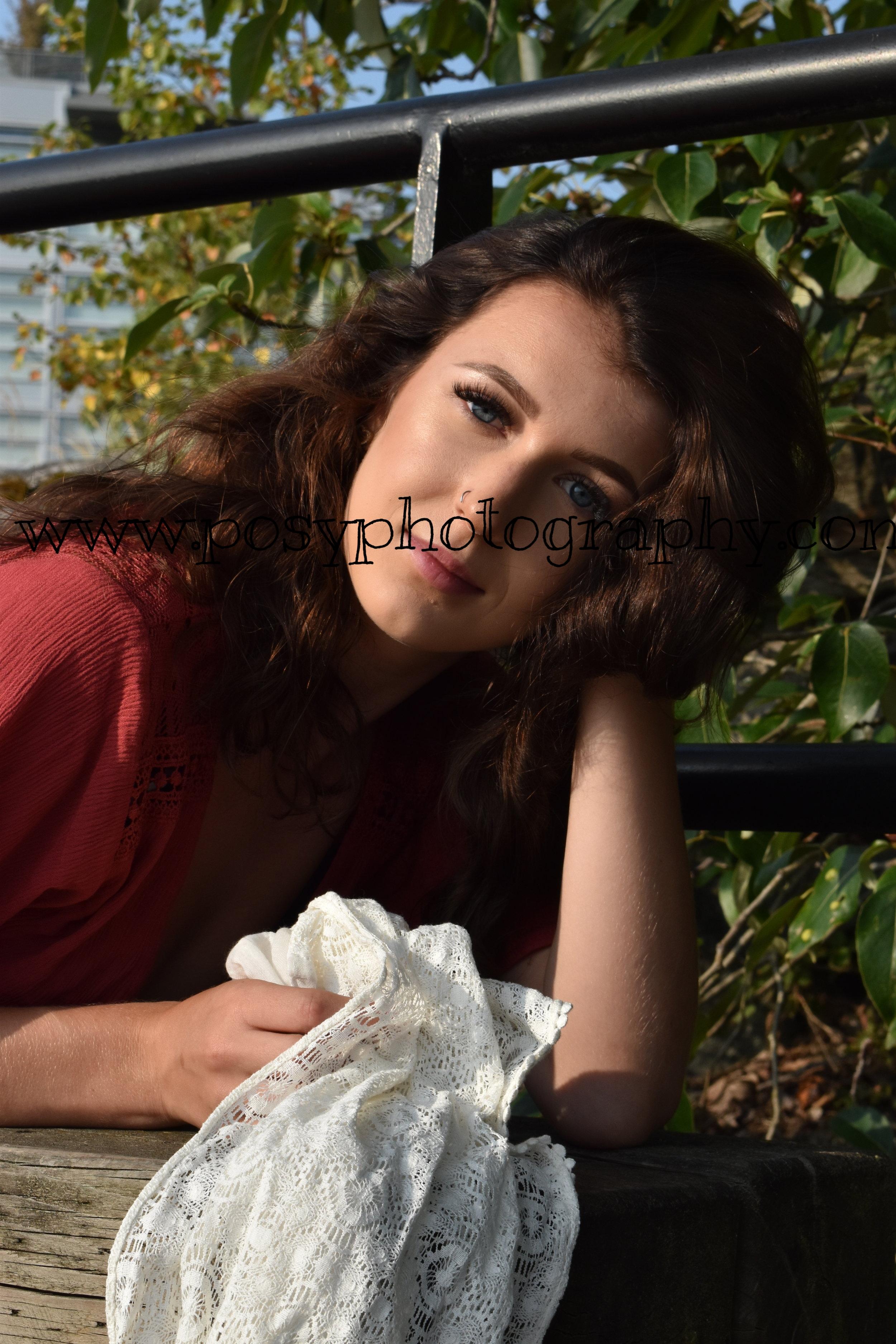 Beauty Portrait - Victoria, BC