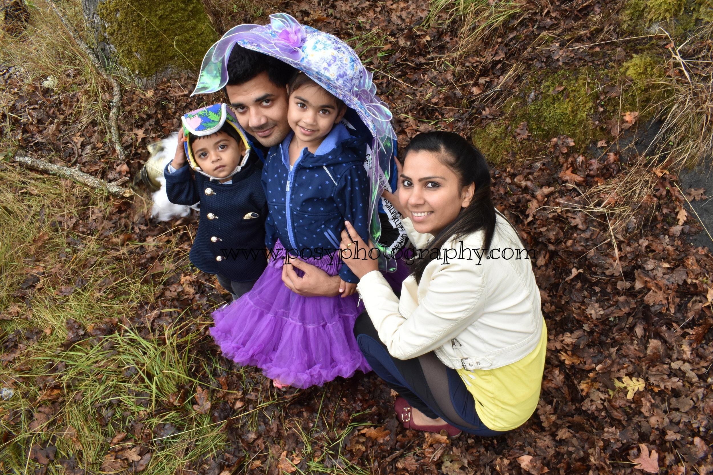 Family Fun - Costume Experience & Private Portrait