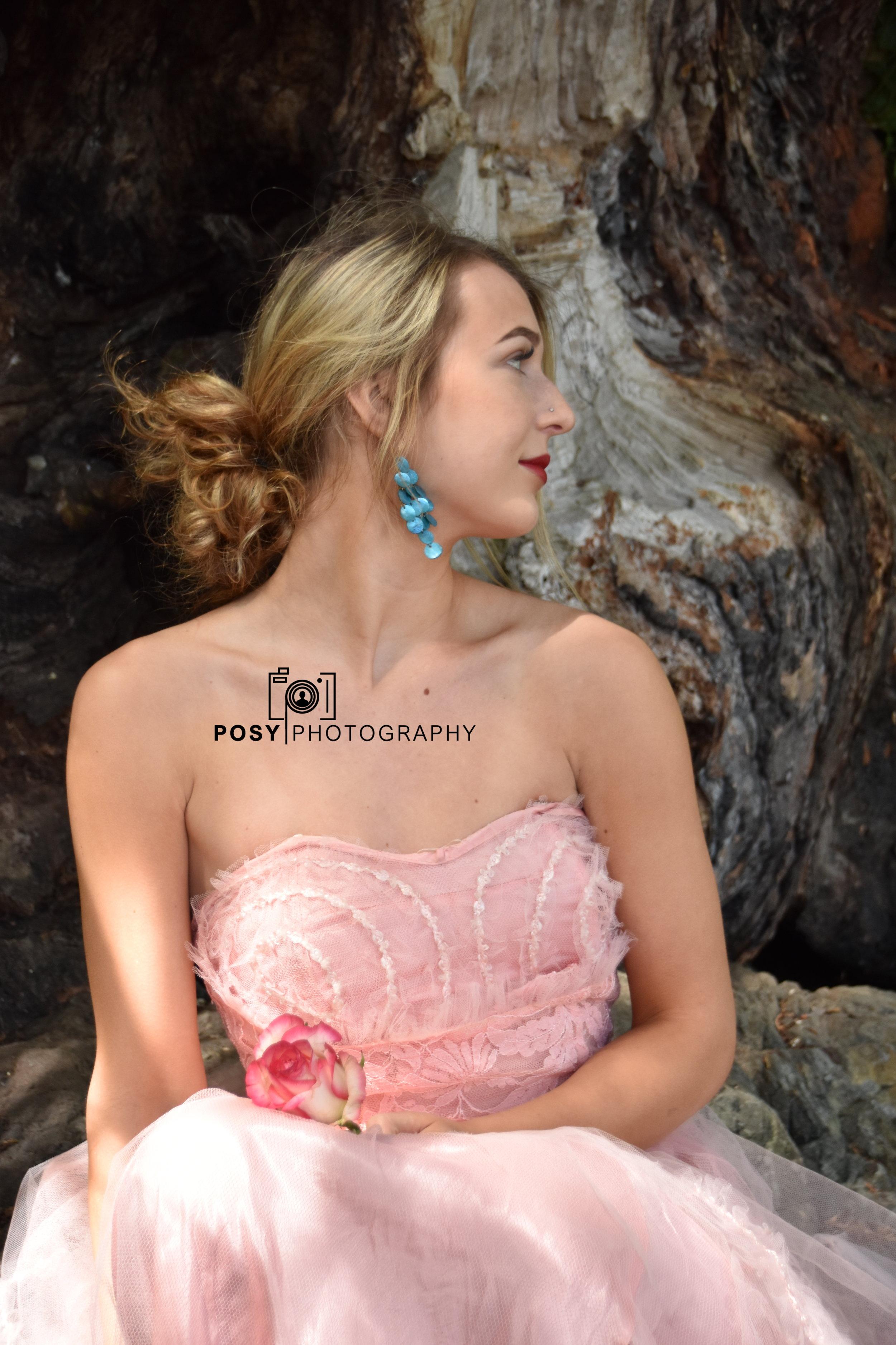Brides Maid Portrait - Victoria, BC