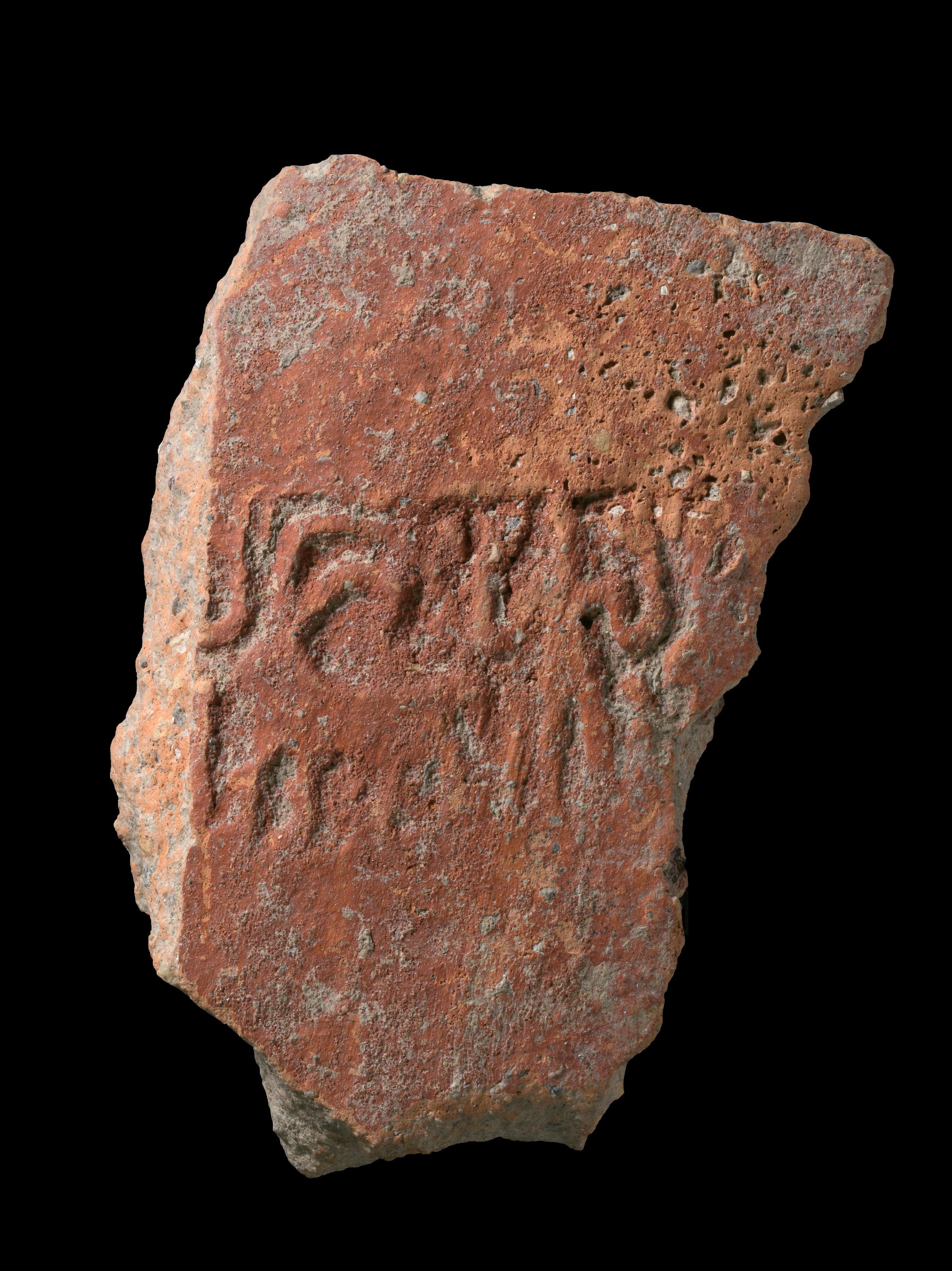 Photo: Yoli Schwartz, courtesy of the  Israel Antiquities Authority