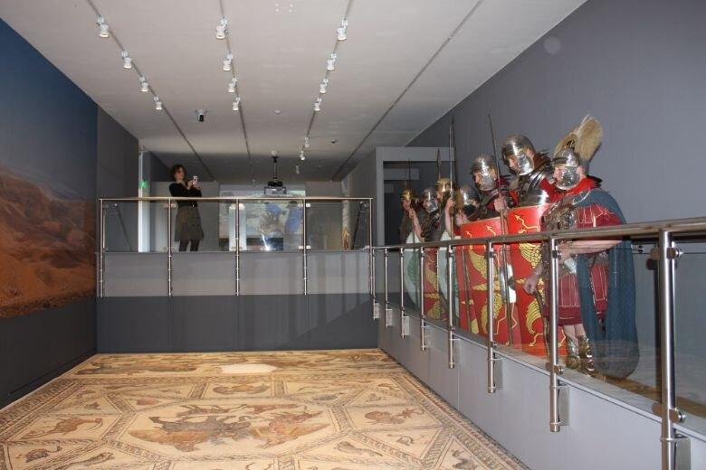 Romans with Mosaic.jpg