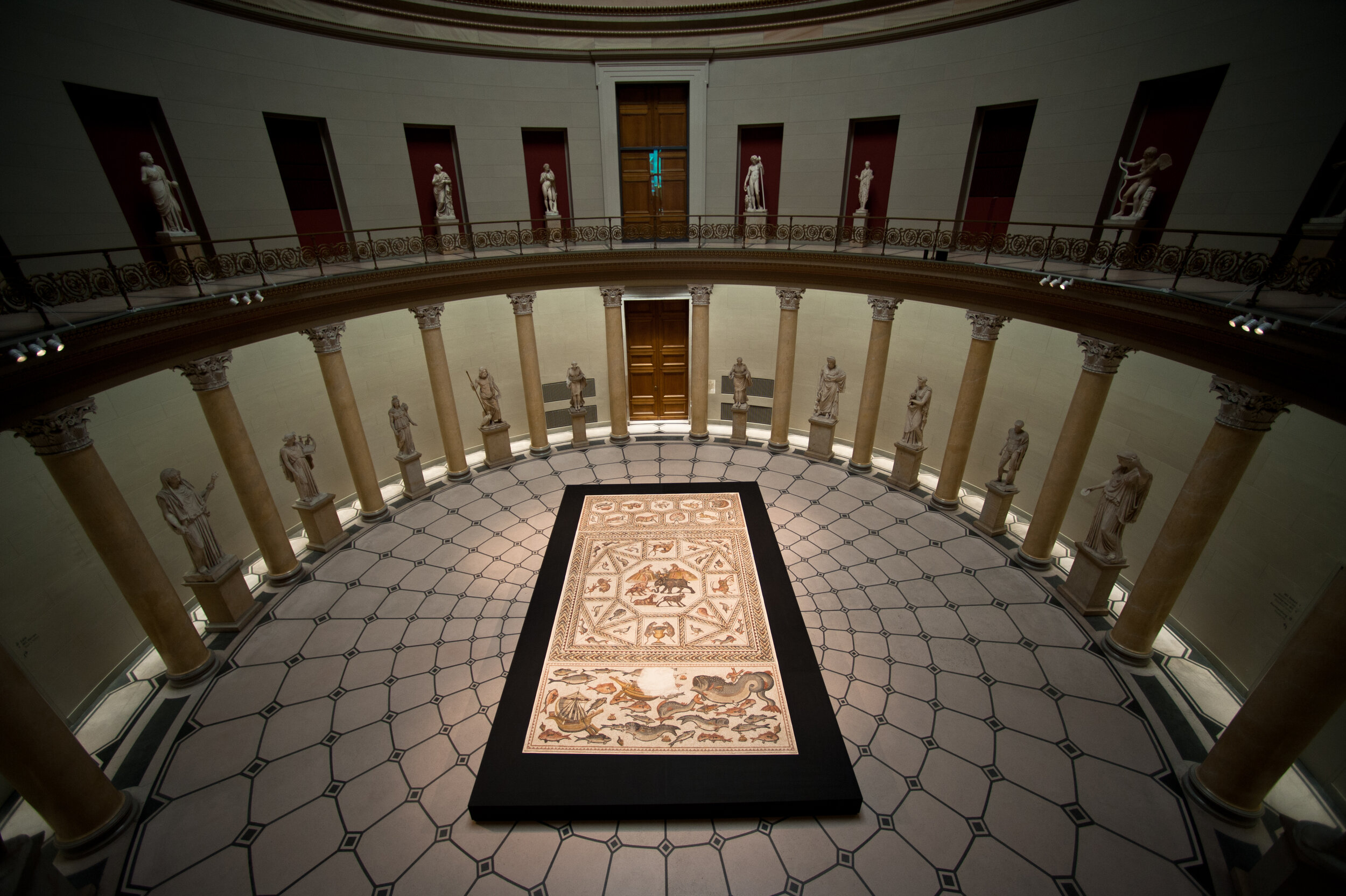 Mosaic in Schinkel Rotunda Large.jpg