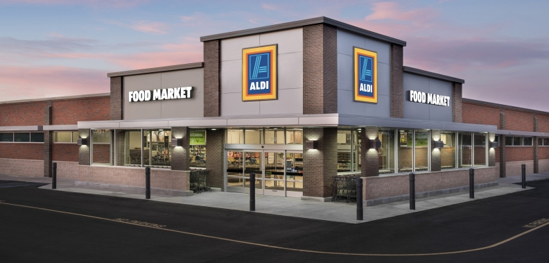 Pangere Recently Updated the Michigan City Aldi to Franchise Guidelines.