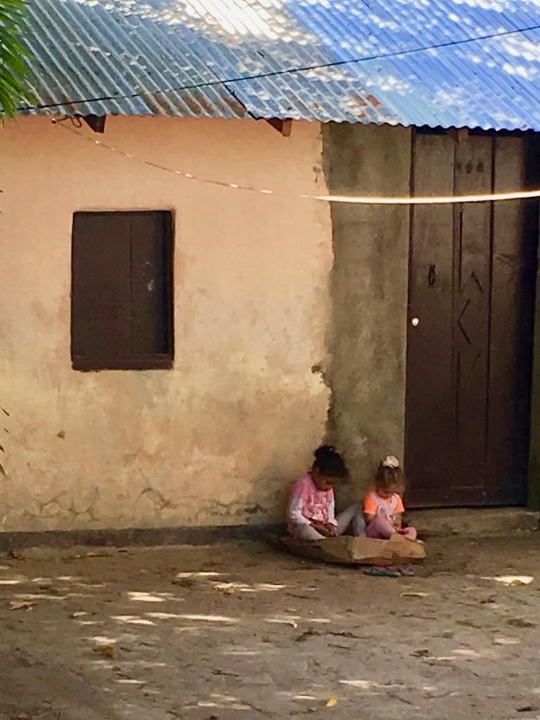 Children of the barrio