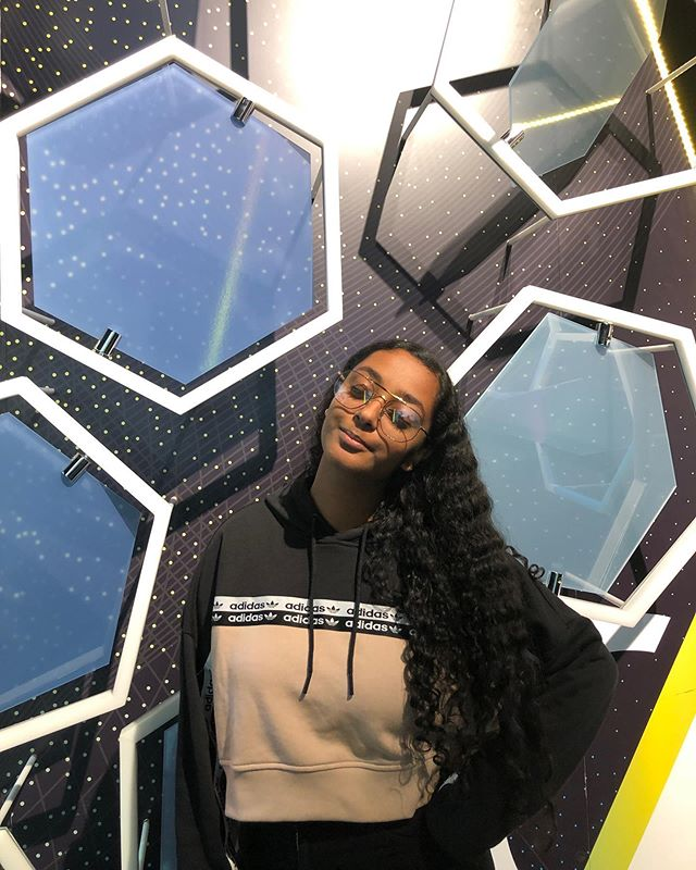 Now we have Blen! Blen is a junior Public Policy major from Silver Spring, MD! In the rare moments she isn't singing, she can be found with her friends editing funny videos, playing piano, or at Korean BBQ. She super excited for her 3rd show and hopes that everyone comes out! 🐼💕
