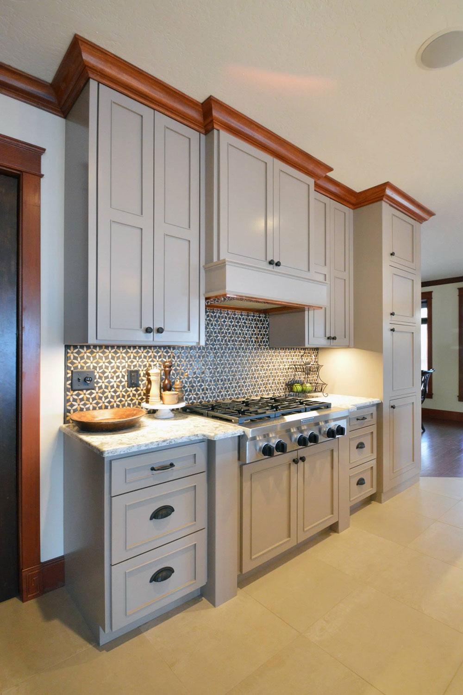 Pattee Canyon Kitchen Germansen Woodwork And Design