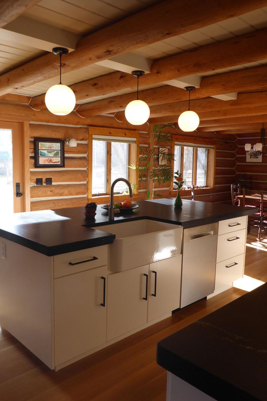 Lolo Creek Kitchen Germansen Woodwork And Design