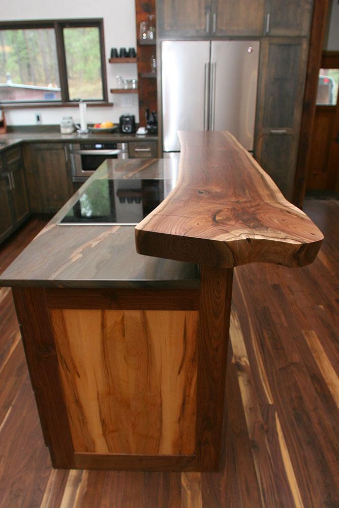 Wormy Maple Cabinets Germansen Woodwork And Design