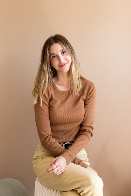 """WHITNEY PORT, T.V. PERSONALITY, FASHION DESIGNER, AUTHOR, AND MOM TO SONNY SANFORD (1.5)    What does self-care mean to you?   """"Self-care just means for me doing anything that fills me up in order to show up for my family afterwards. It's anything to make me feel whole again, and to make me feel a little bit more rested and relaxed.""""   If you had 2-3 hours free to yourself, what would you do with it?  """"I think I would spend an hour watching T.V. I think I just need to veg and like just let my body just kind of go numb. And then the other hour I think I would probably go to the mall and get a massage. Or got to a hot yoga class with my husband—something to take care of myself or nurture my relationship with my husband.""""   Find out more about    Whitney Port    by following along on Instagram"""