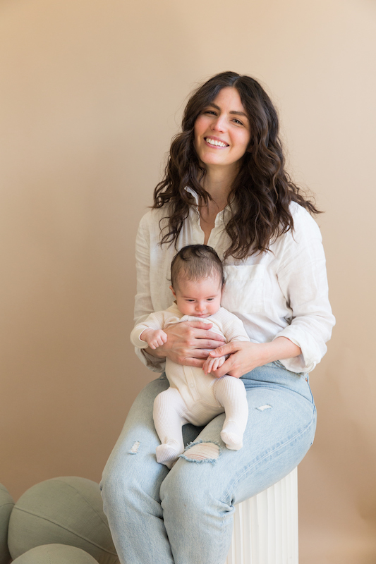 """RACHAEL HARRAH, DESIGNER, MOM TO WYNN (3.5) AND MAR (2 MONTHS)    How do you nurture yourself?  """"Being two months postpartum with baby #2, finding time for myself is quite challenging at the moment. Brushing my teeth before noon, taking a shower, preparing myself a nourishing meal, and visiting with a friend at home are some small things that have all been incredibly nurturing for me lately.""""   What does self-care mean to you?   """"Currently, self-care is simply not an option—I must take care of myself, on the most basic level, in order to take care of Mar and the rest of my family, my home, my business. To me, self-care doesn't need to be a big grand gesture or anything lavish, but it is absolutely paramount as a mother—and more important than ever with a new baby.""""   If you had 2-3 hours free to yourself, what would you do with it?  """"Sleep! It's cliche, but I feel much more capable when I'm well rested, and sleep is just so elusive right now being in the midst of this fourth trimester.""""    What forms of free self-care do you perform regularly?  """"Asking for help when I need it. Choosing rest over to-dos—that old saying 'sleep when the baby sleeps.' Taking a walk when the sun is out, with Mar in a Solly Baby wrap where she can't help but nap! Staying off of social media (ahem, Instagram) for a few days.""""     Find out more about    Rachael Harrah    by following along on Instagram!"""