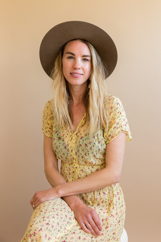 """JESSIE DE LOWE, CO-FOUNDER OF HOW YOU GLOW, MANIFESTATION COACH, ART THERAPIST, MADLY FOREVER PODCAST HOST, AND MOM TO AMELIE (21 MONTHS)    How do you nurture yourself?  """"I nurture myself by listening to my body, eating delicious, nourishing, healthy foods, spending time with people that feed my soul, in places that make me feel inspired. Nurturing myself comes naturally to me, and I hope the loving way in which I treat myself inspires my daughter to value herself and her own well being in that way as well.""""   What does self-care mean to you?   """" Self-care is about tuning in and listening to the intricacies of what my mind, body, and soul are communicating and responding accordingly. I think it is always important to practice self-care, but as a mother you have so much more to give when your own cup is full.""""   Find out more about    Jessie De Lowe    by following along on Instagram!"""