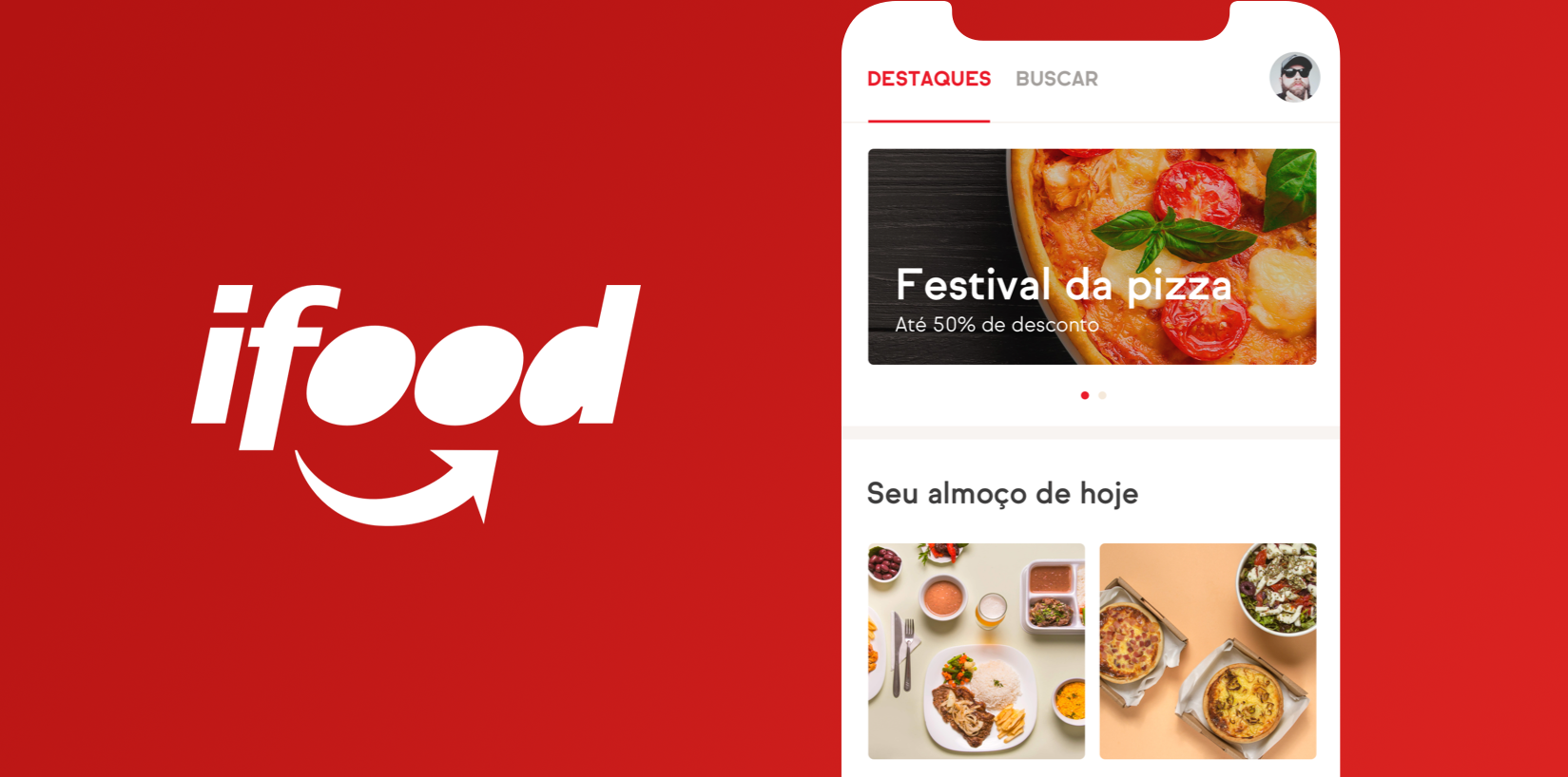 Ifood - App Design