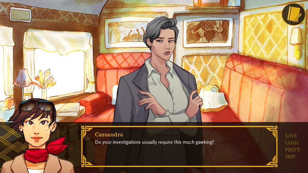 narrative lead / lead writer - Responsible for guiding a team of four writers through an accelerated development process, which resulted in four complete character routes for this visual novel/mystery game fusion. Designed plot documents, character profiles, edited scripts, and hybridized prose with point-and-click mechanics.Available on itch.io here.