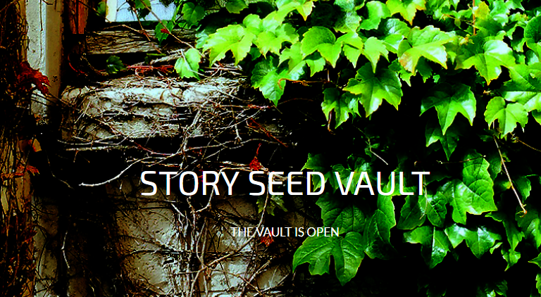 STORY SEED VAULT - Published in Story Seed Vault's December issue. Story Seed Vault seeks out micro sci-fi inspired by scientific research, and requires submissions to be 200 characters or less.Original Link | PDF