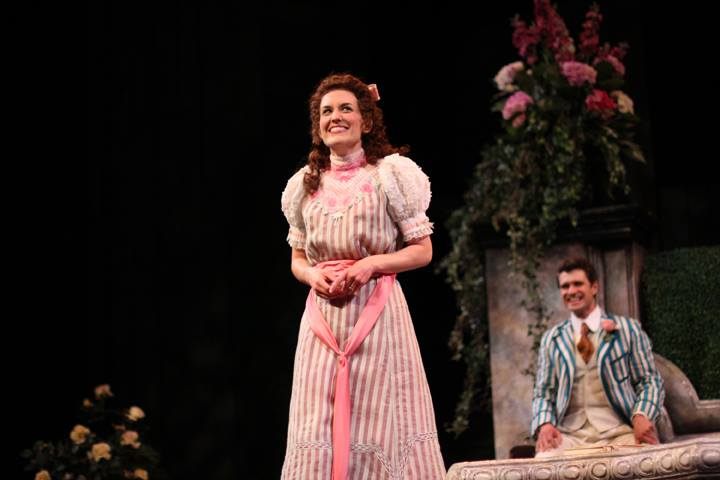 The Importance of Being Earnest/   American Players Theatre  Photo by Carissa Dixon