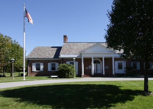 Desmond-Fish Library in Garrison.