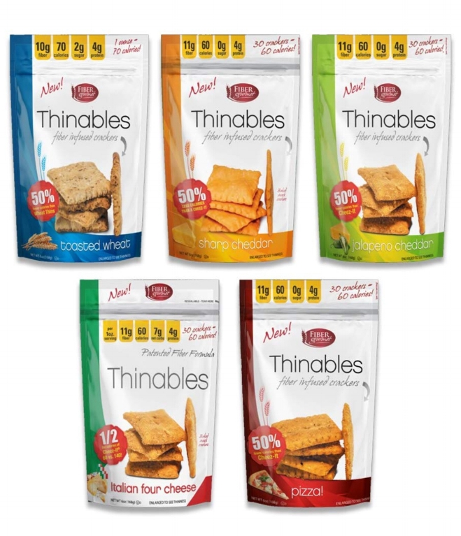 Different Flavors of Thinables
