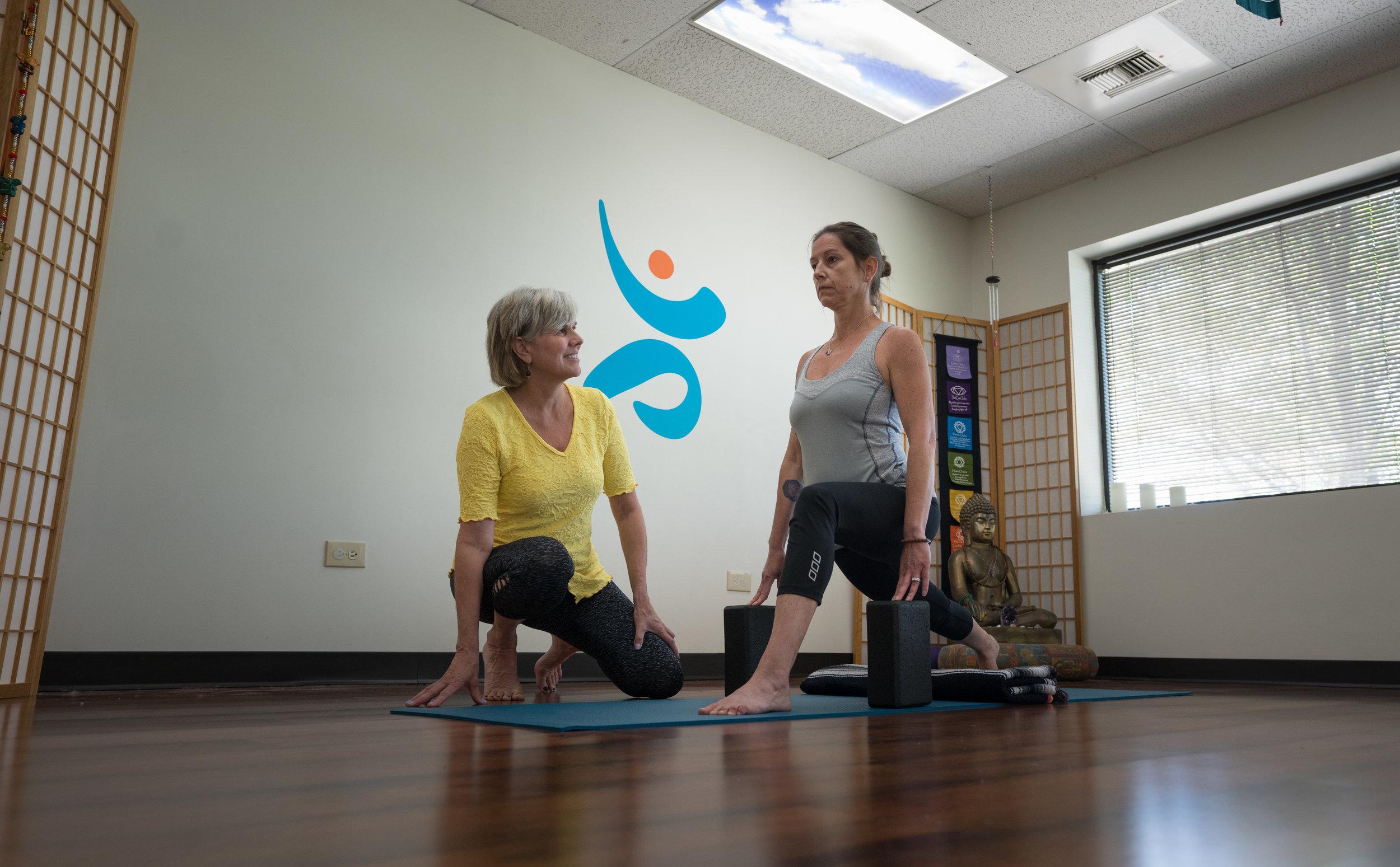 Feel Better Yoga Teacher Training