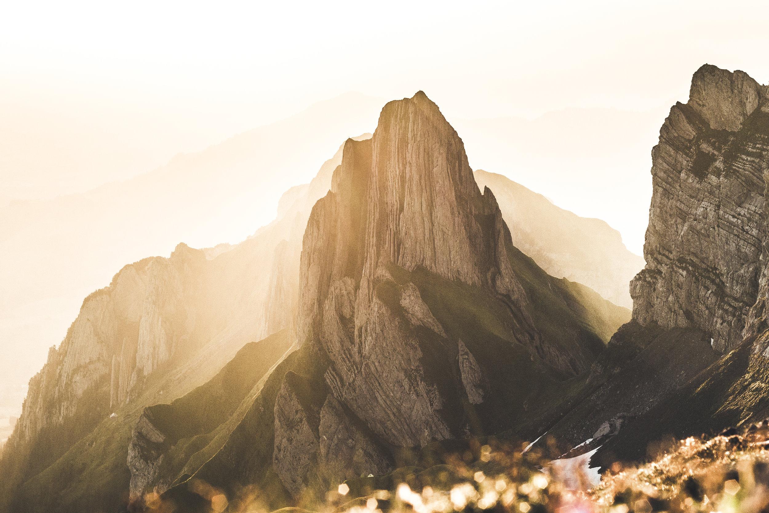 Altenalptürme | Appenzell, Switzerland