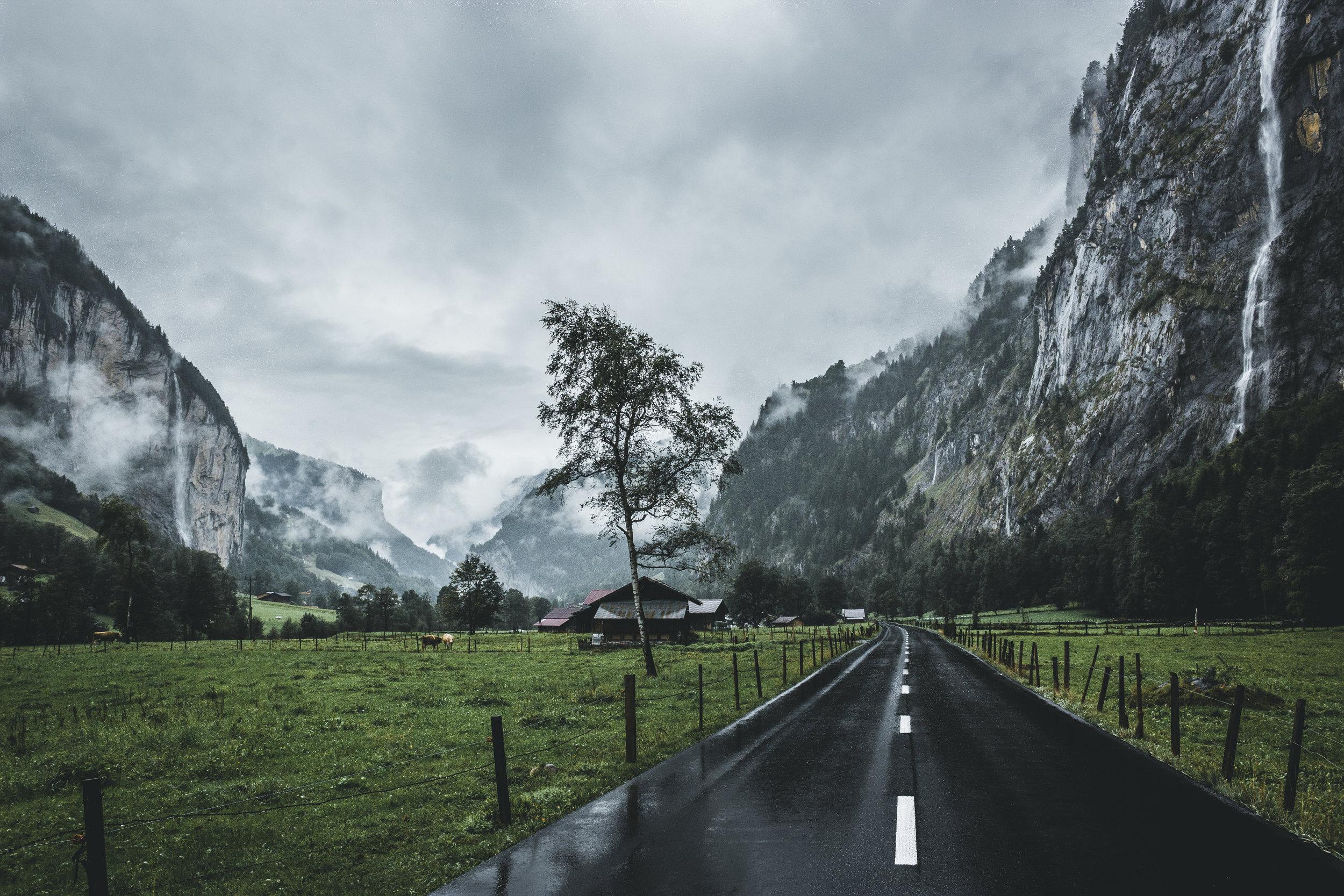 Lauterbrunnen valley | Bern, Switzerland