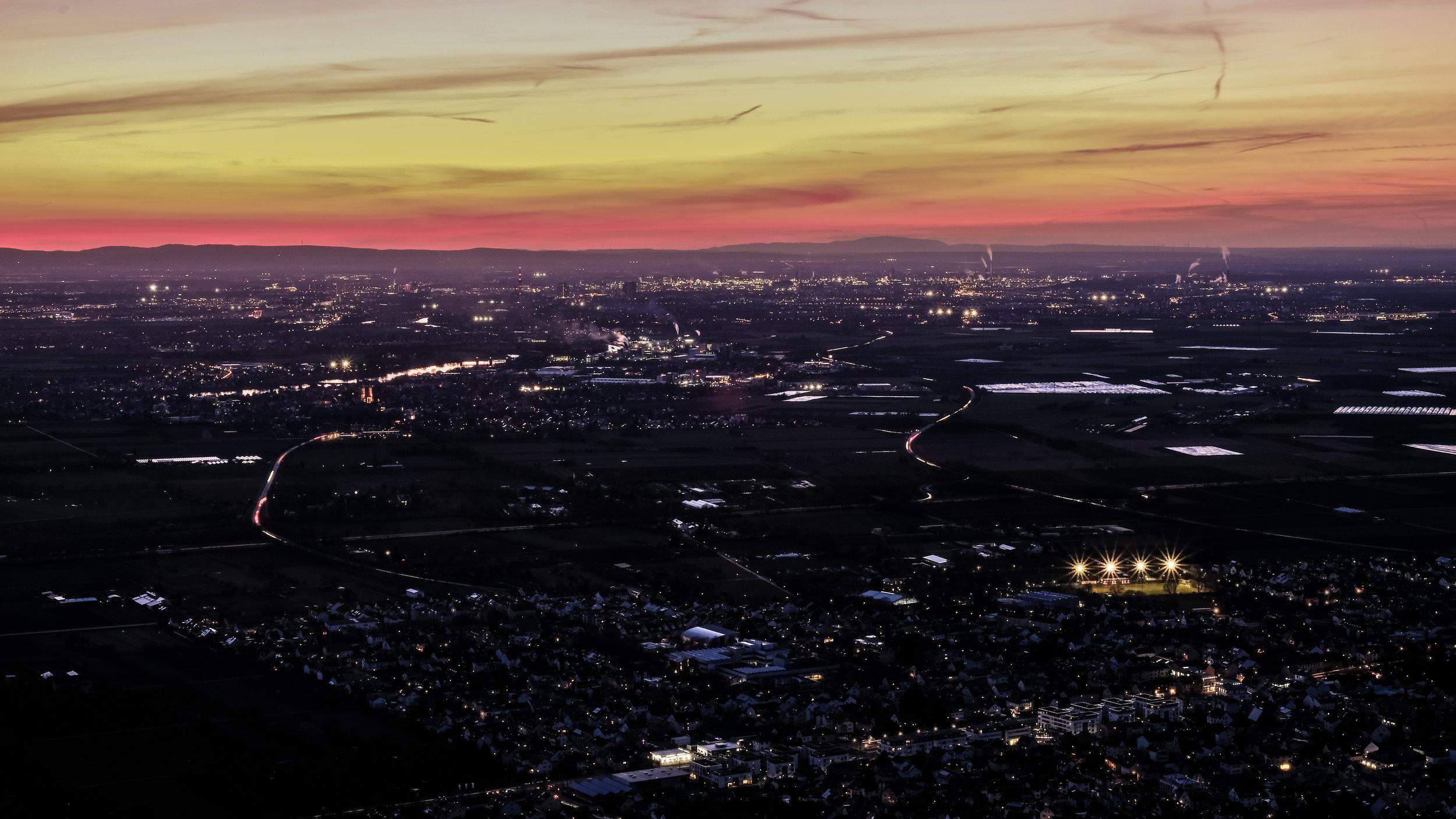 Rhein valley