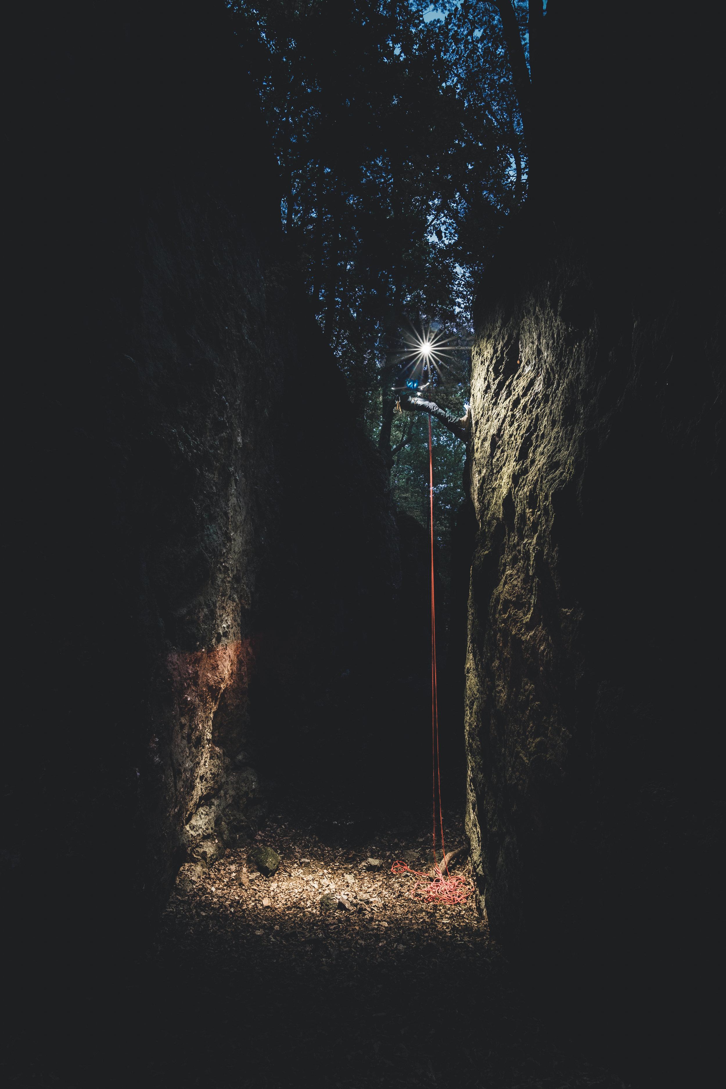 Spatschlucht | Schriesheim