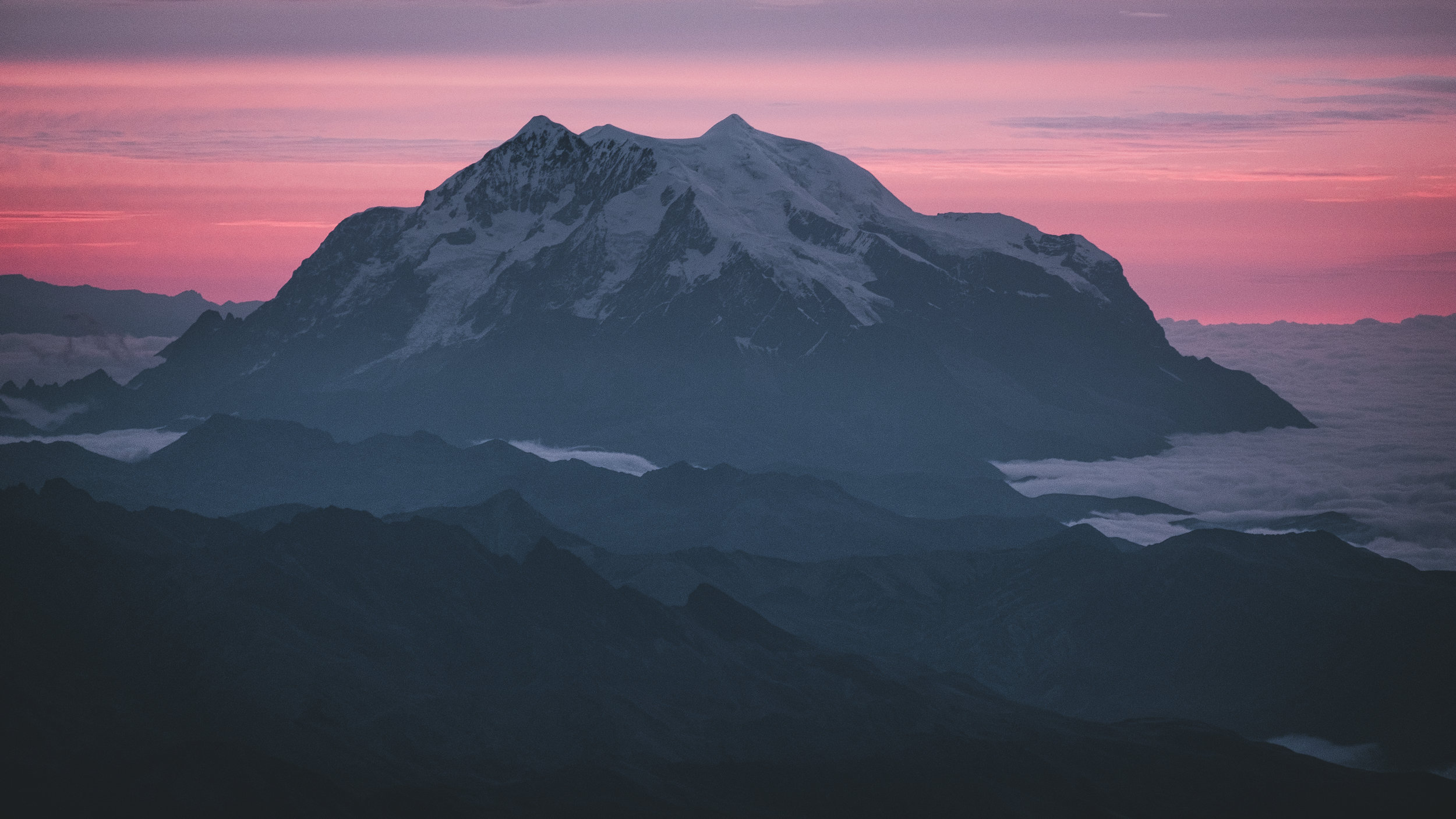 Illimani 6.439 m | Cordillera Real