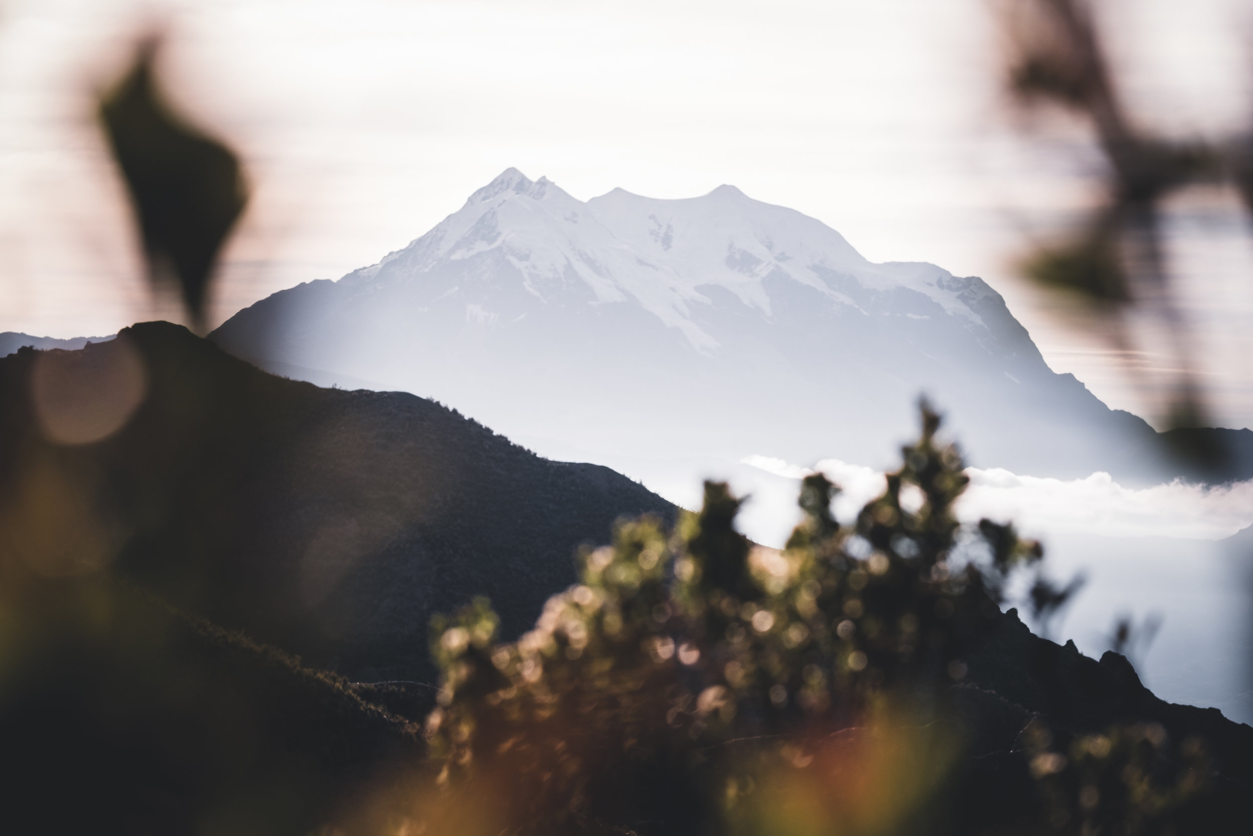 Illimani 6.439 m | La Paz