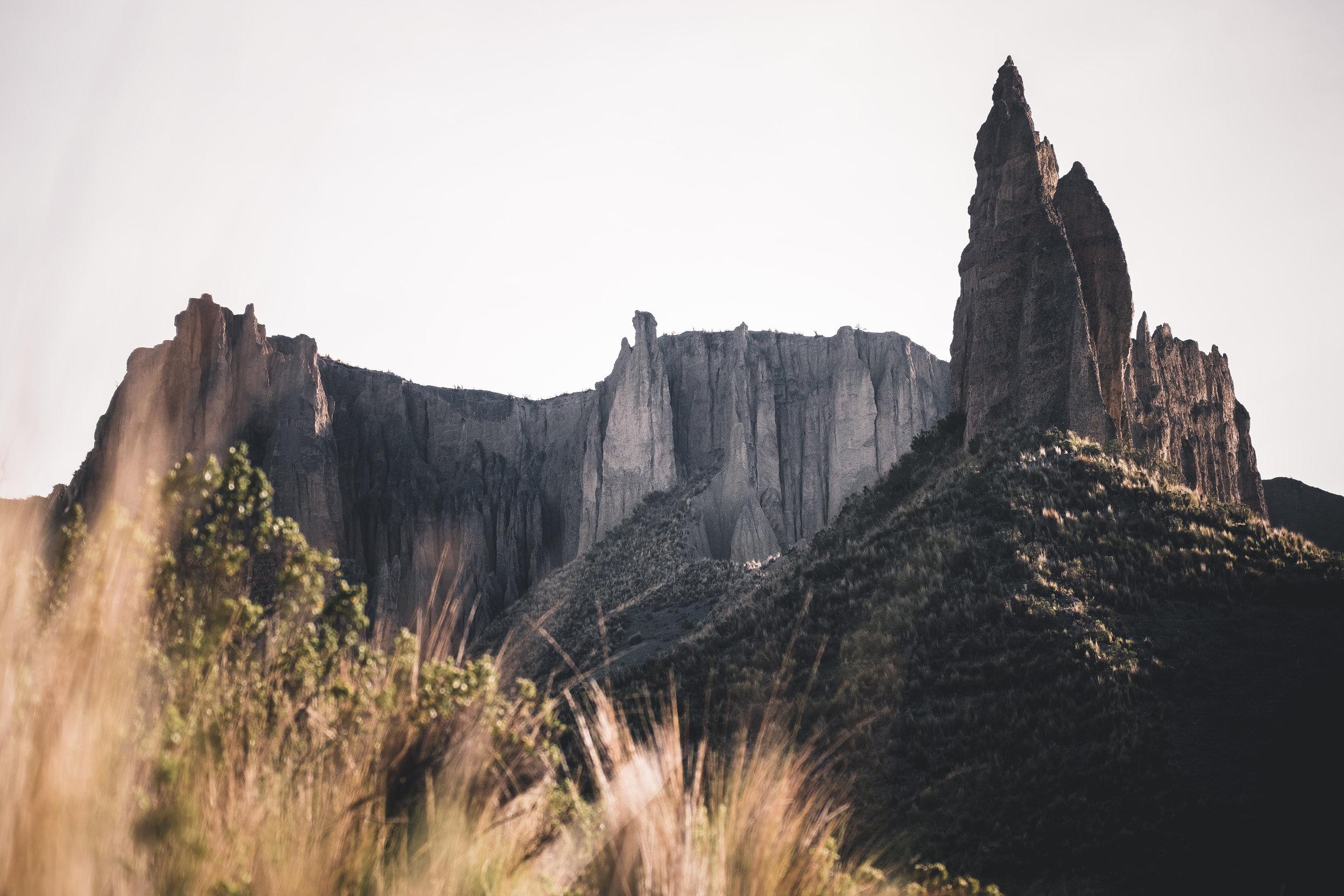 Valle de las animas | La Paz