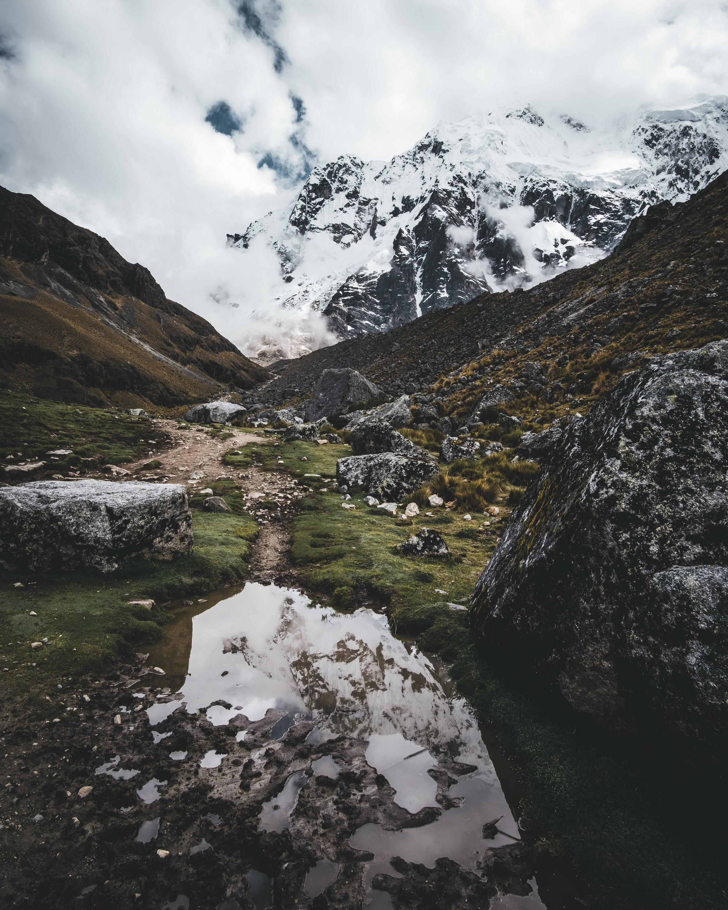 Salkantay trek | Cordilera Vilcabamba