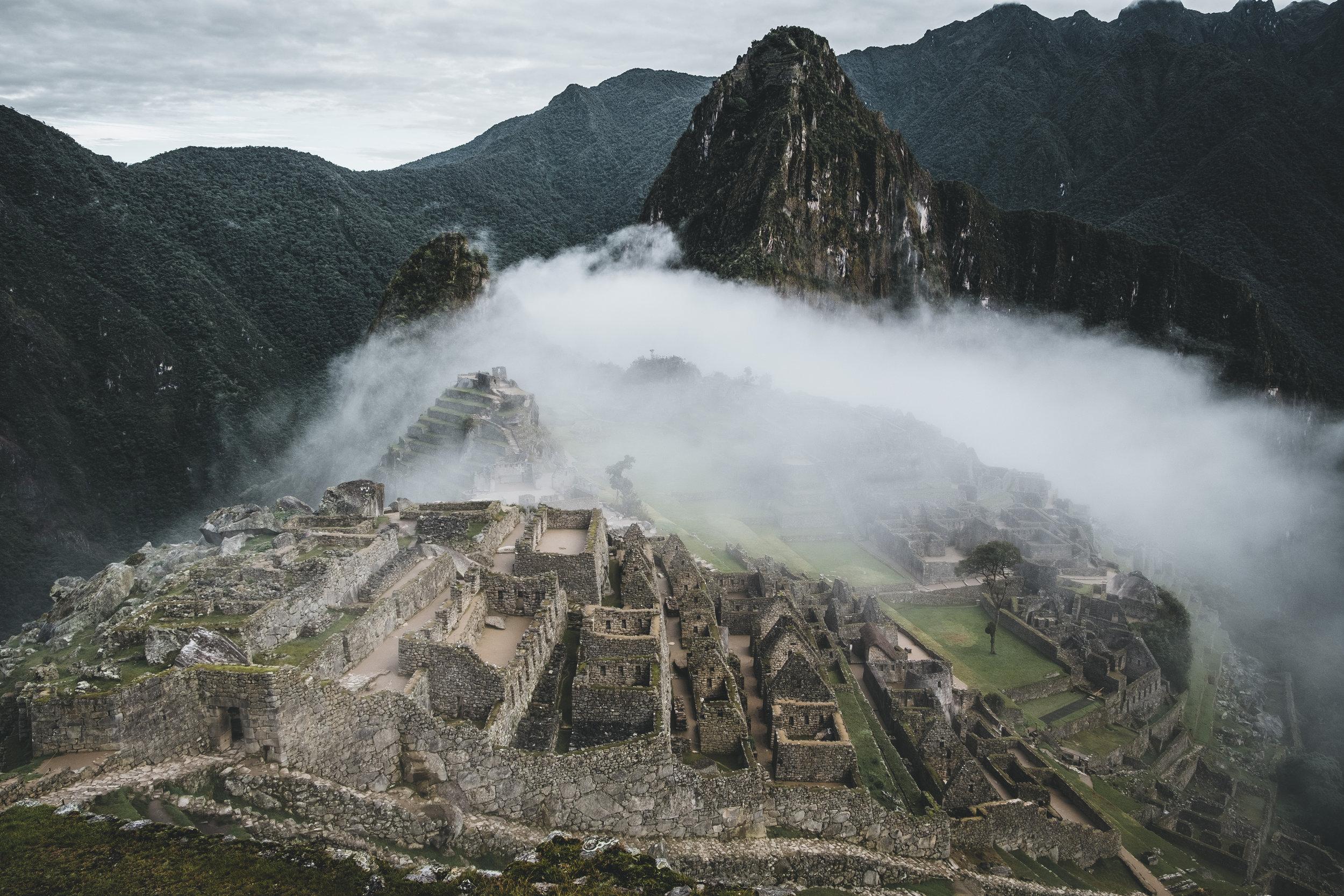 Machu Picchu | Urubamba valley