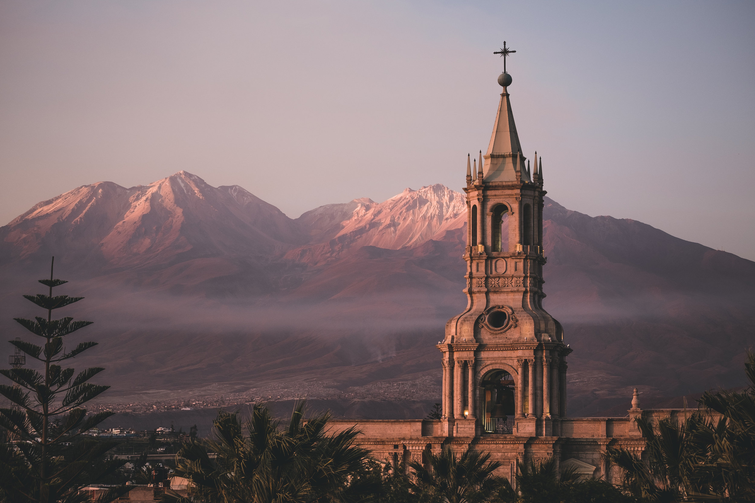 Basilica cathedral |Arequipa