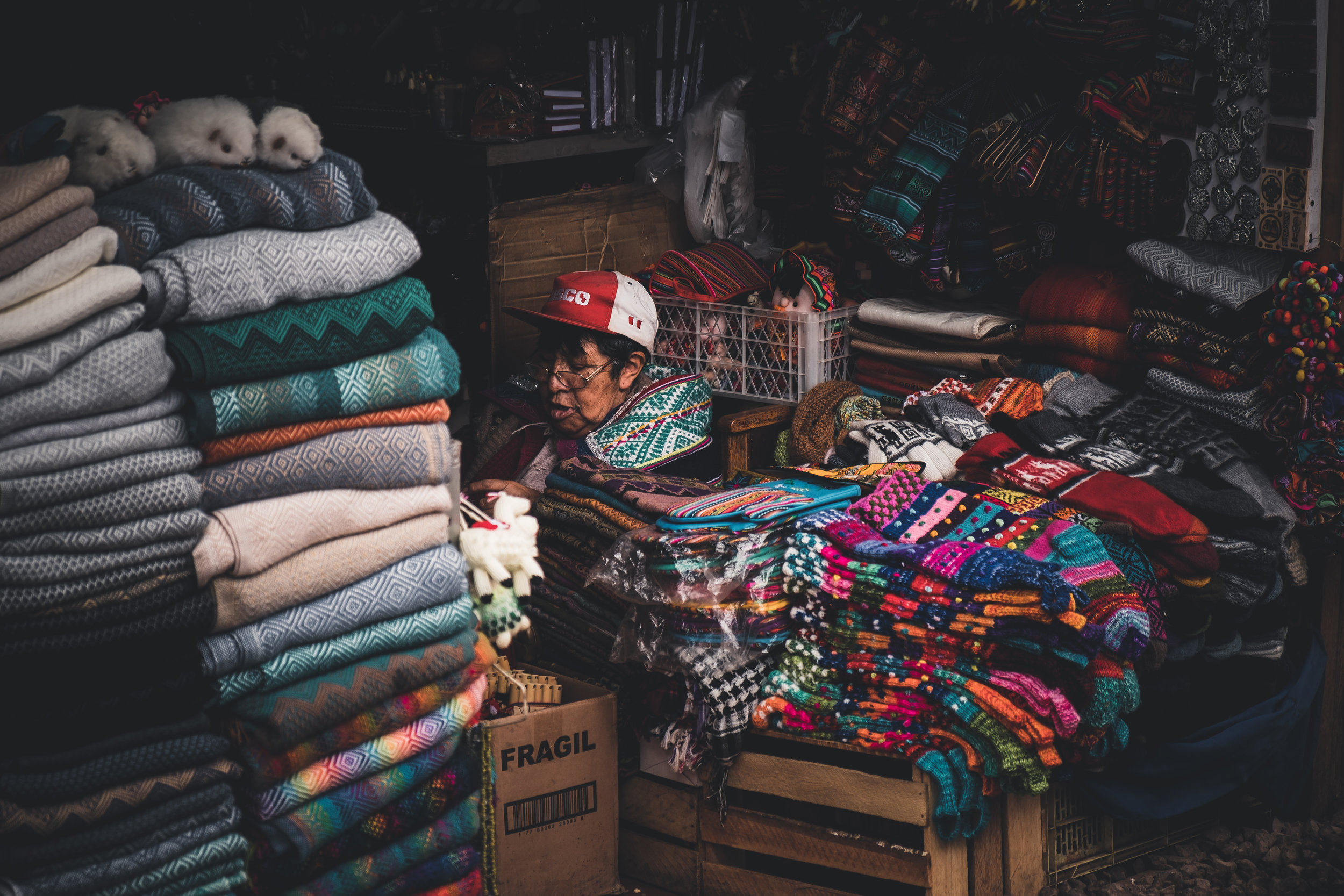 San Pedro market |Cusco