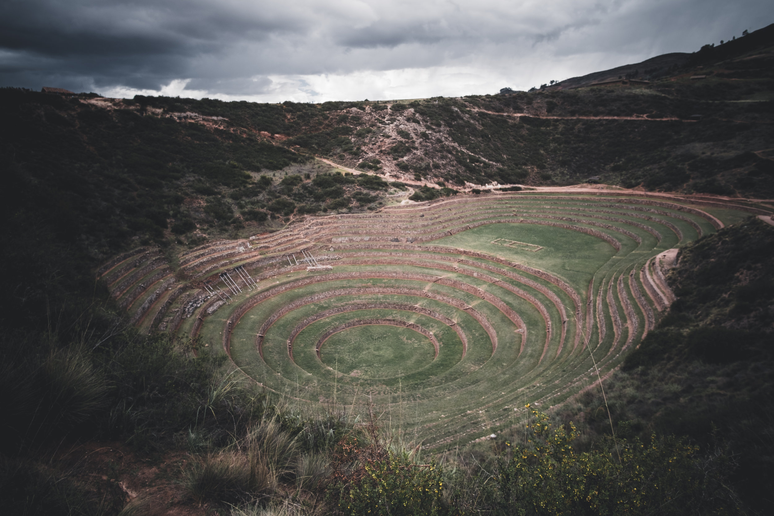 Moray Inka-Terraces | Maras