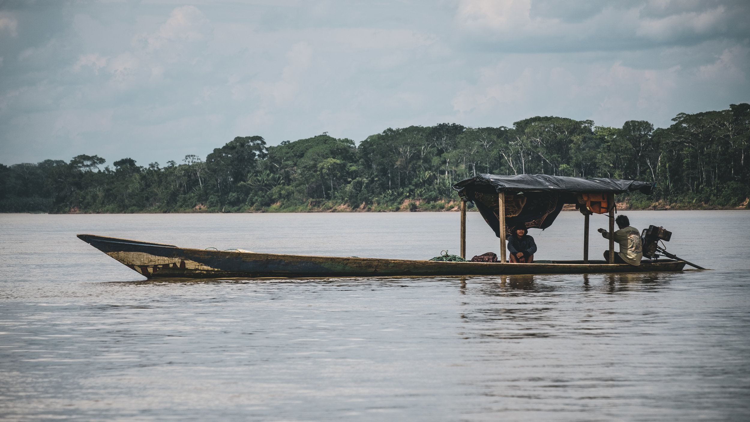 Madre de Dios river | Puerto Maldonado