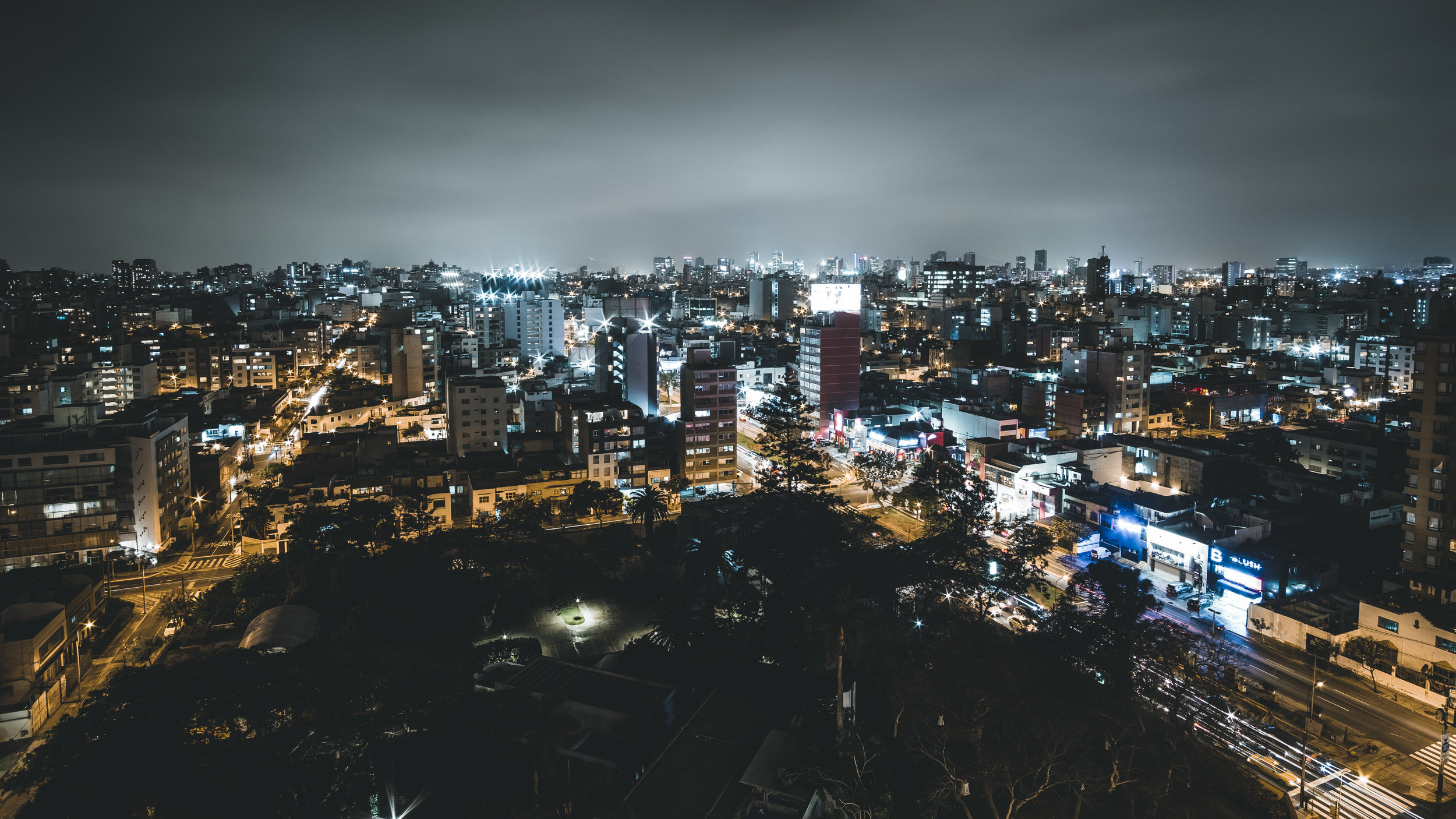 Citylights | Lima
