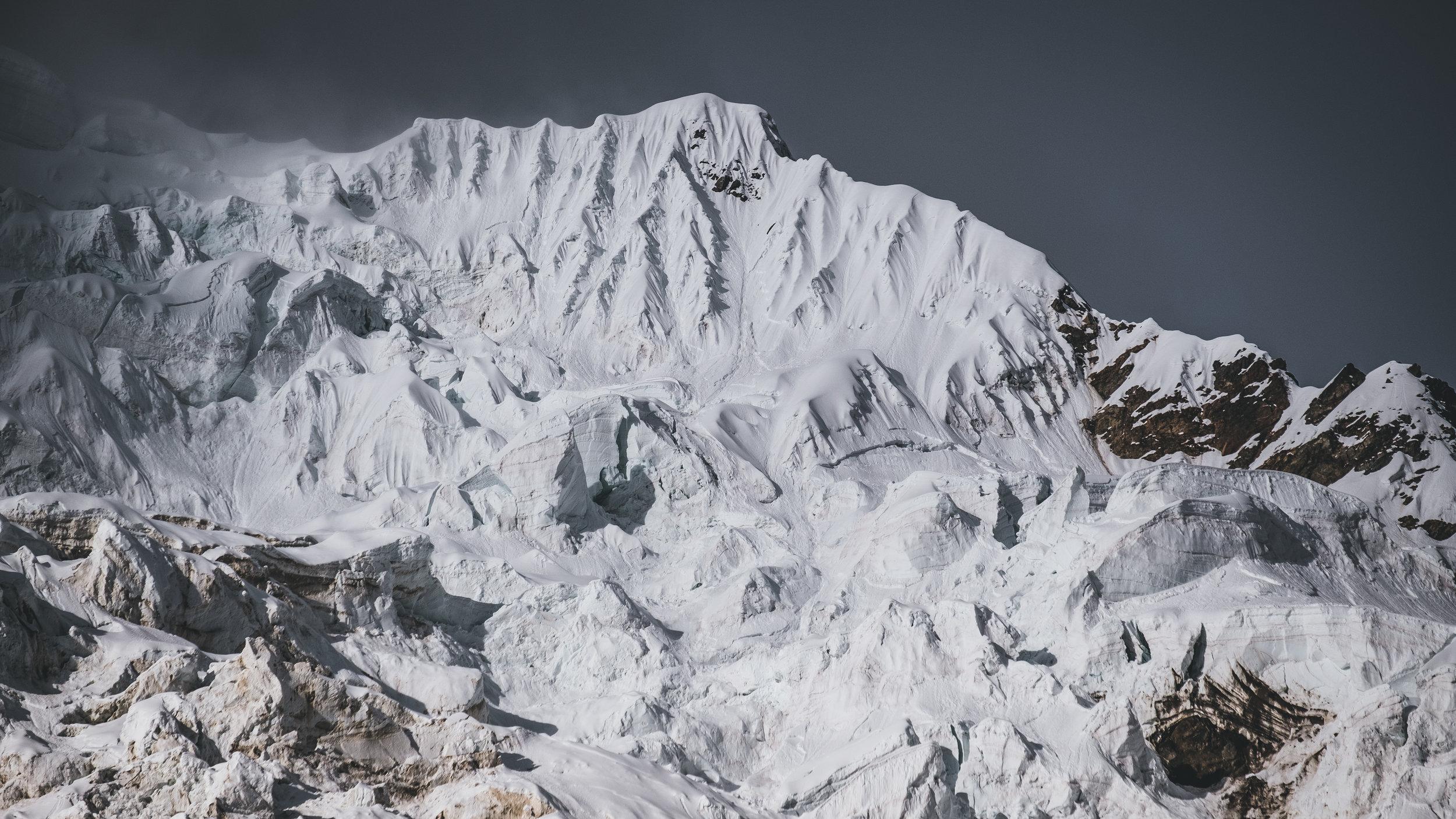 Turkaway 5.928 m | Cordillera Vilcabamba