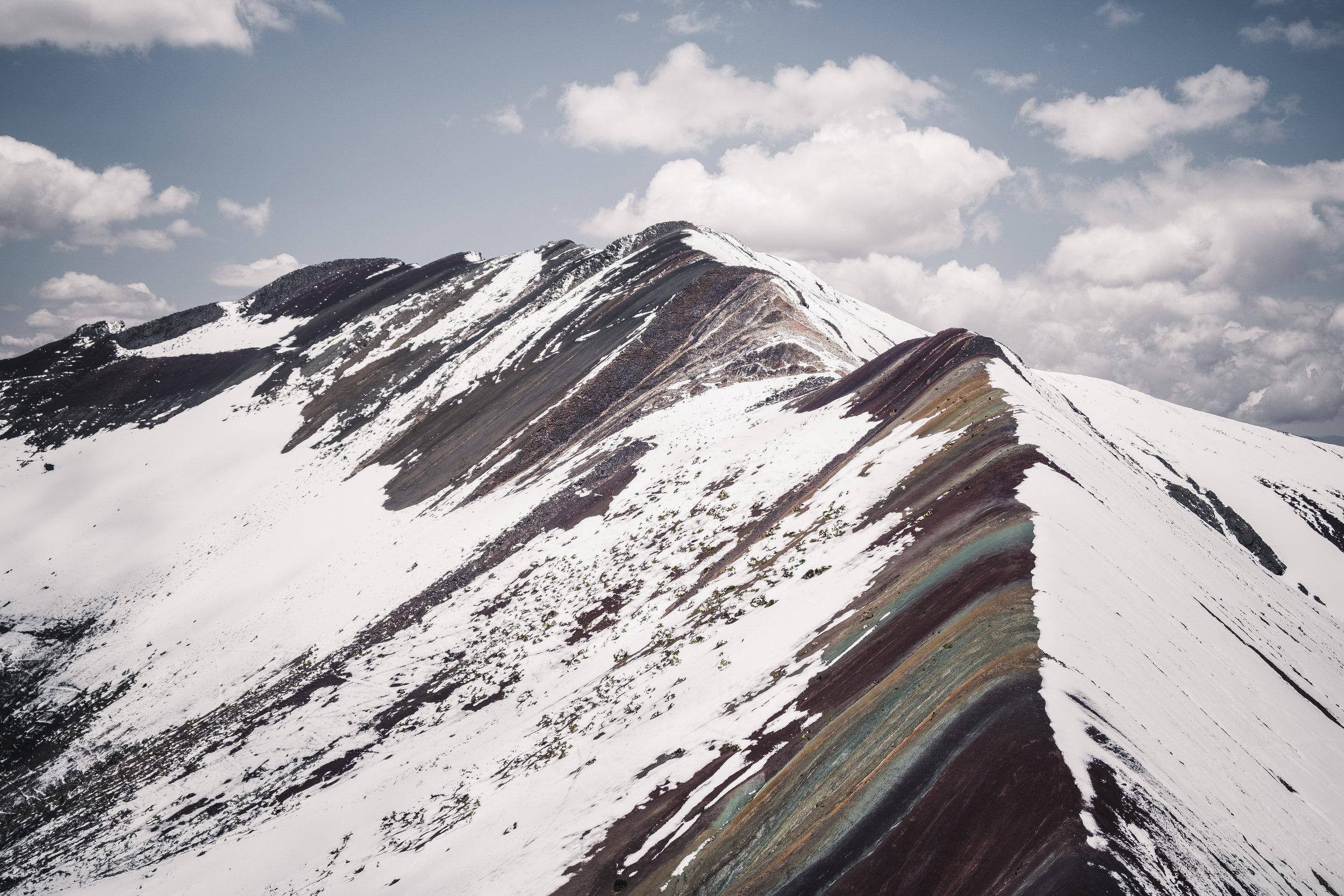 "Vinicunca mountain ""Rainbow mountain"" | Quispicanchi"