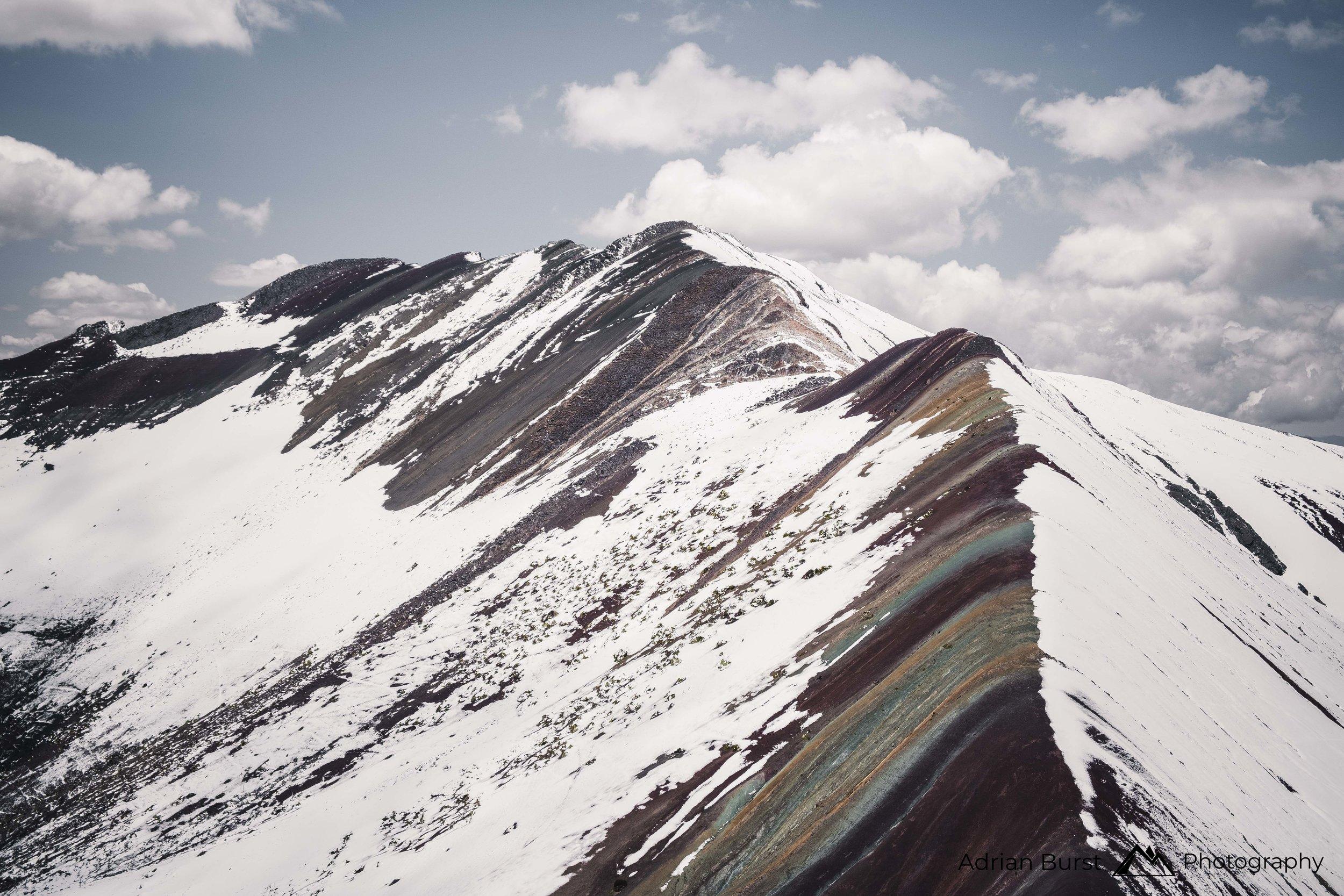 "19 | Vinicunca mountain ""Rainbow mountains"""
