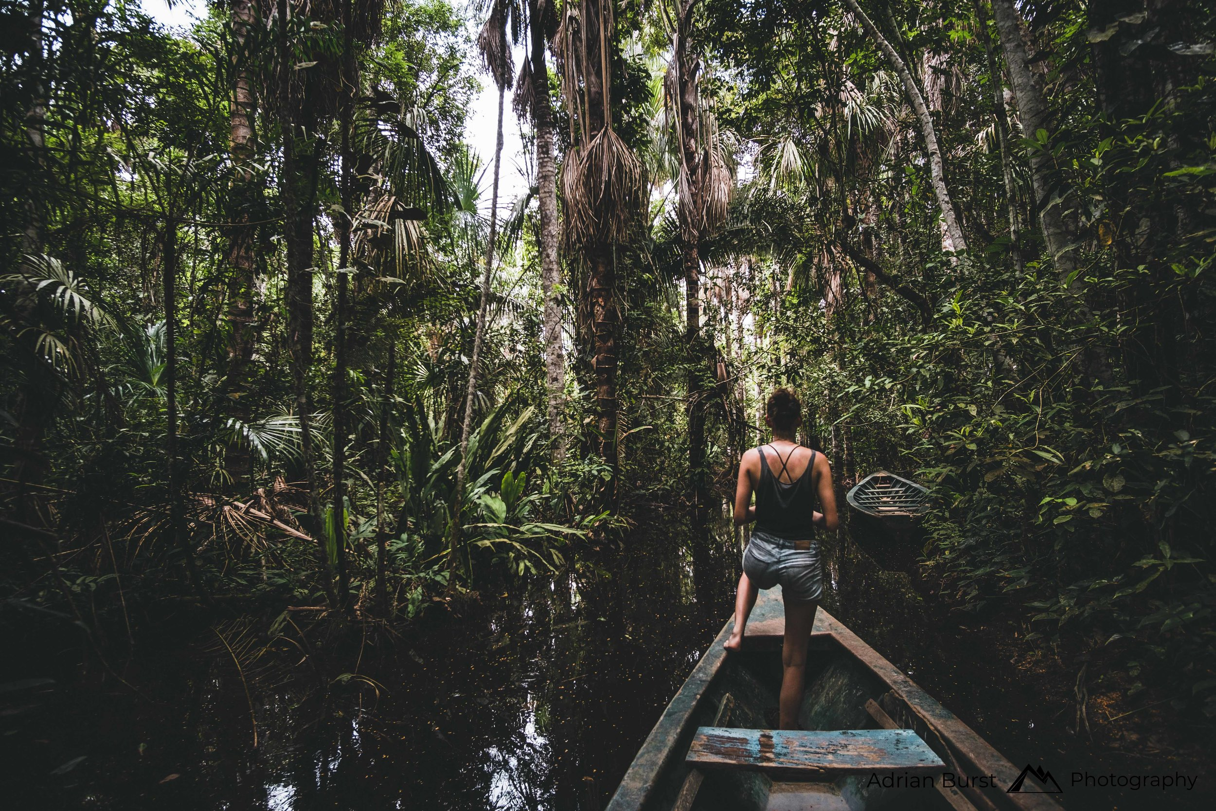 173 | Lake Sandoval, Tambopata national reserve