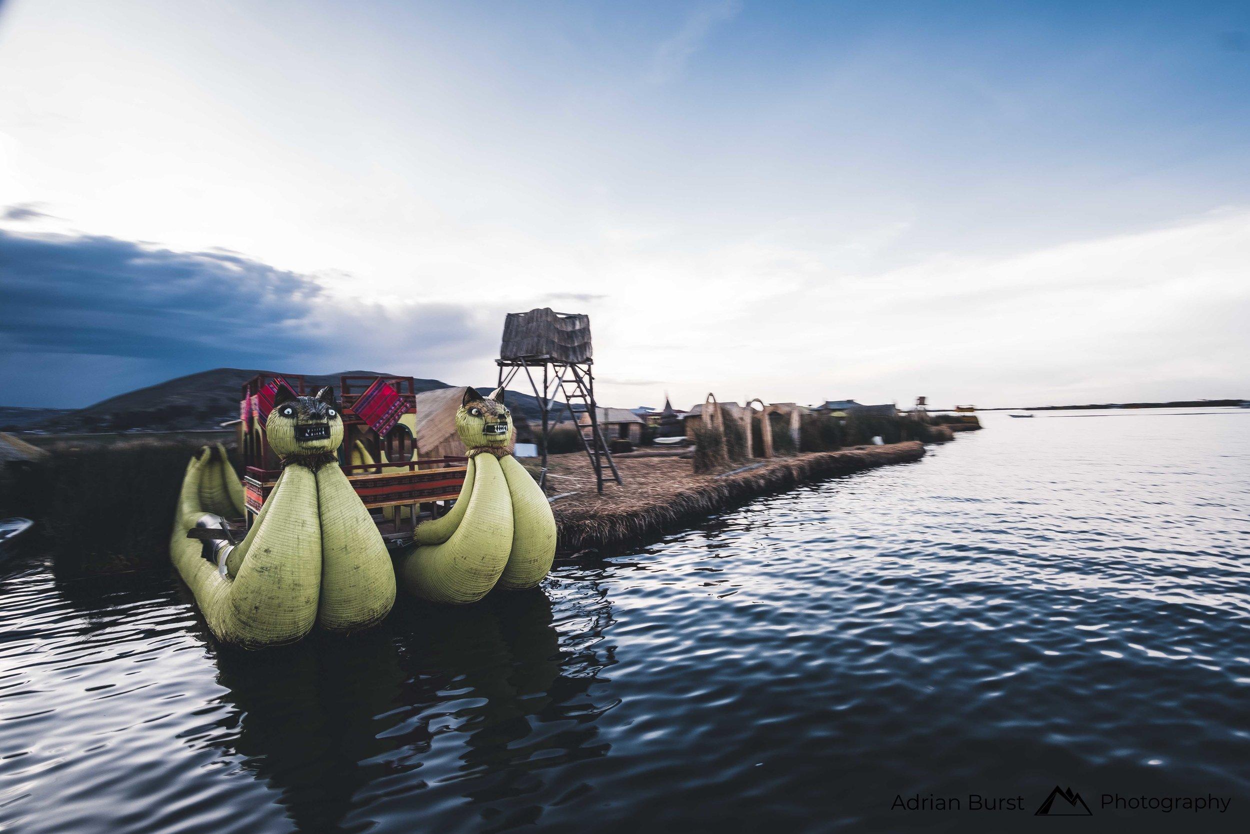 140 | Floating islands, Titicaca lake, Puno