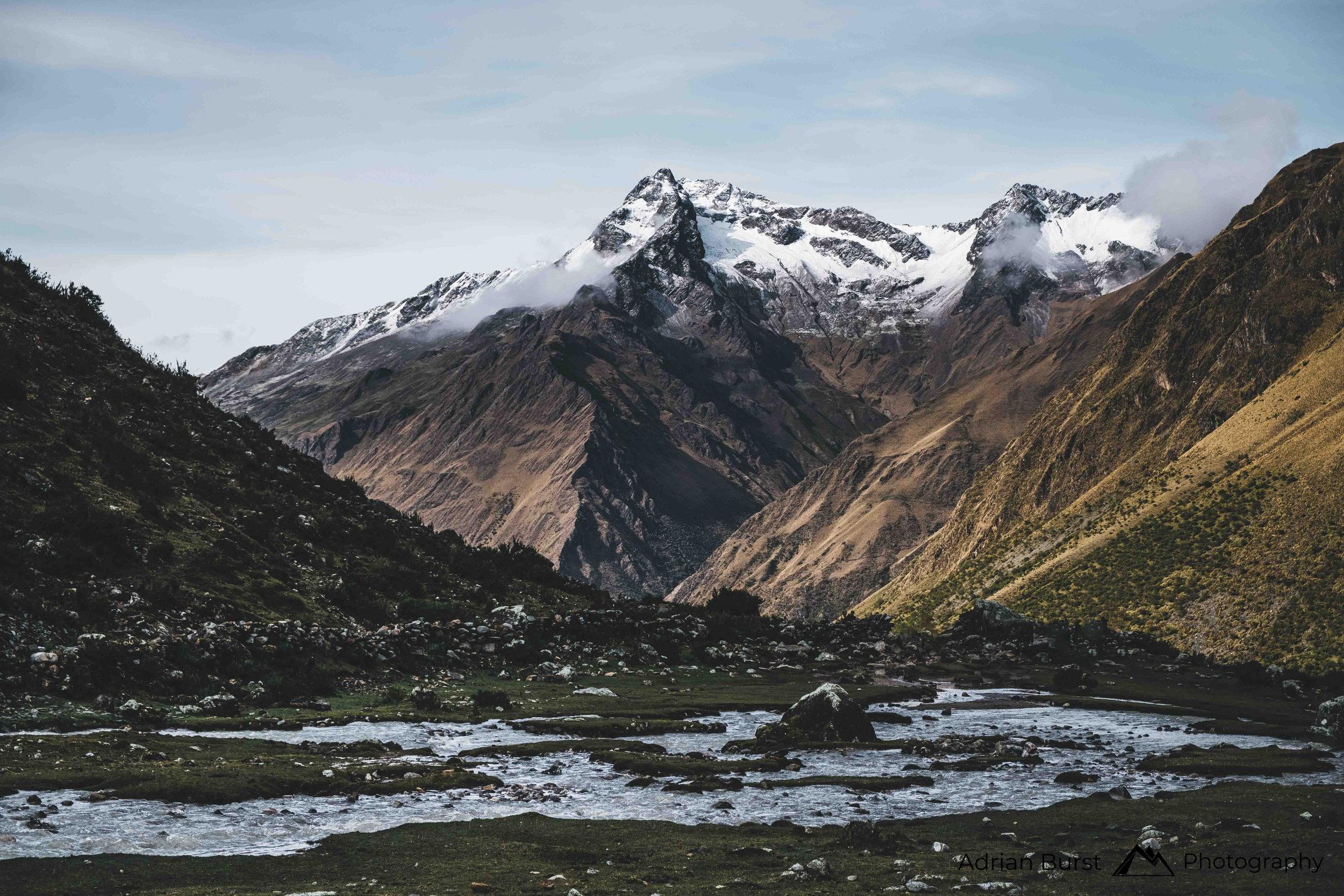 71 | Salkantay Trek, Cordillera Vilcabamba