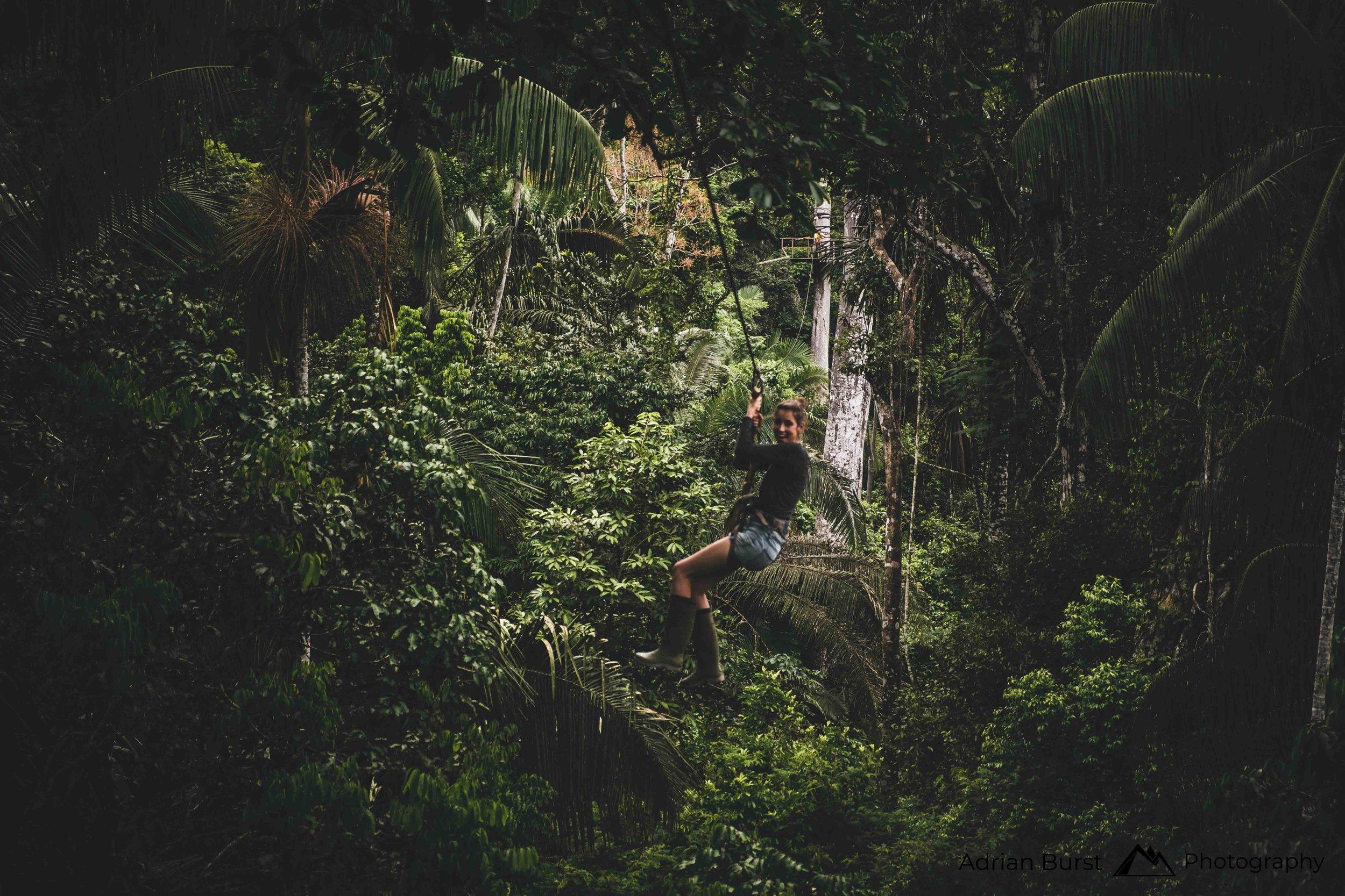 164 | Tambopata national reserve