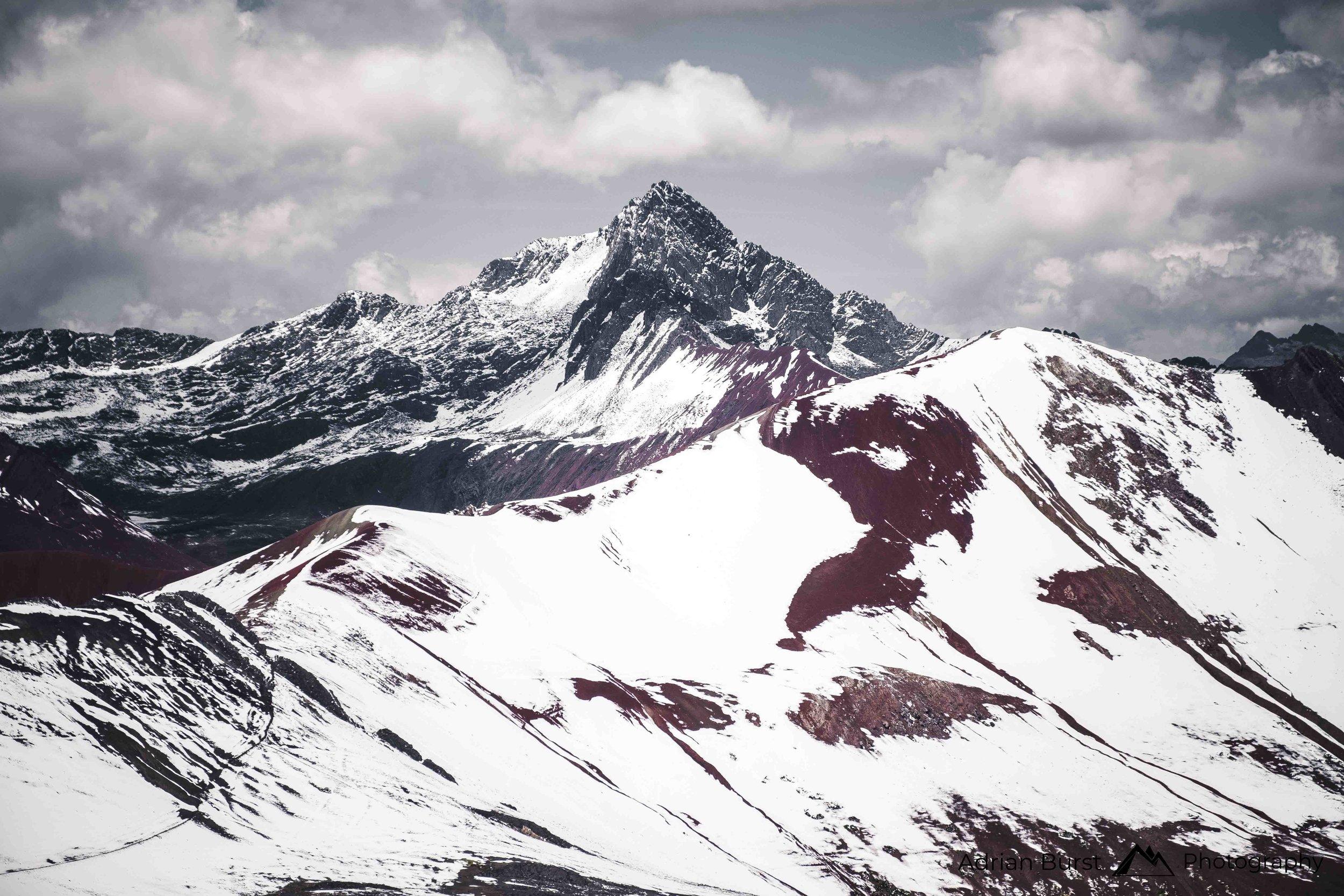 "20 | Vinicunca mountains, ""Rainbow mountains"""