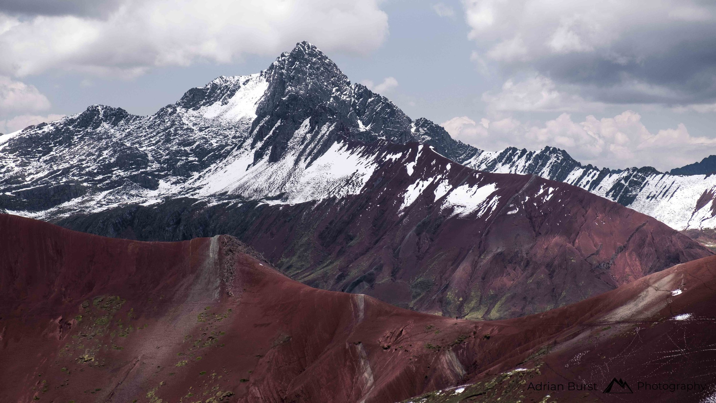 "21 | Vinicunca mountains, ""Rainbow mountains"""